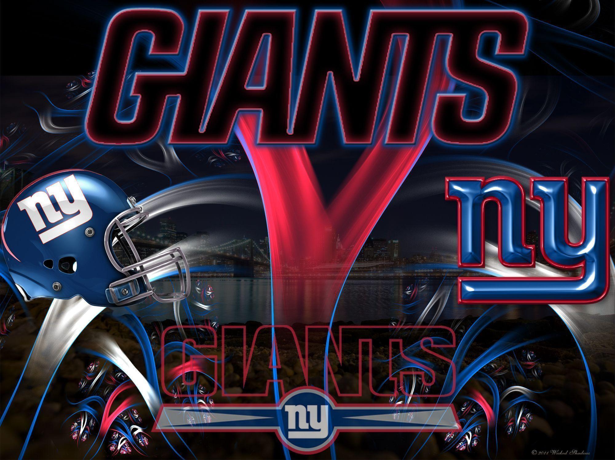 New York Giants Logo Wallpaper – WallpaperSafari