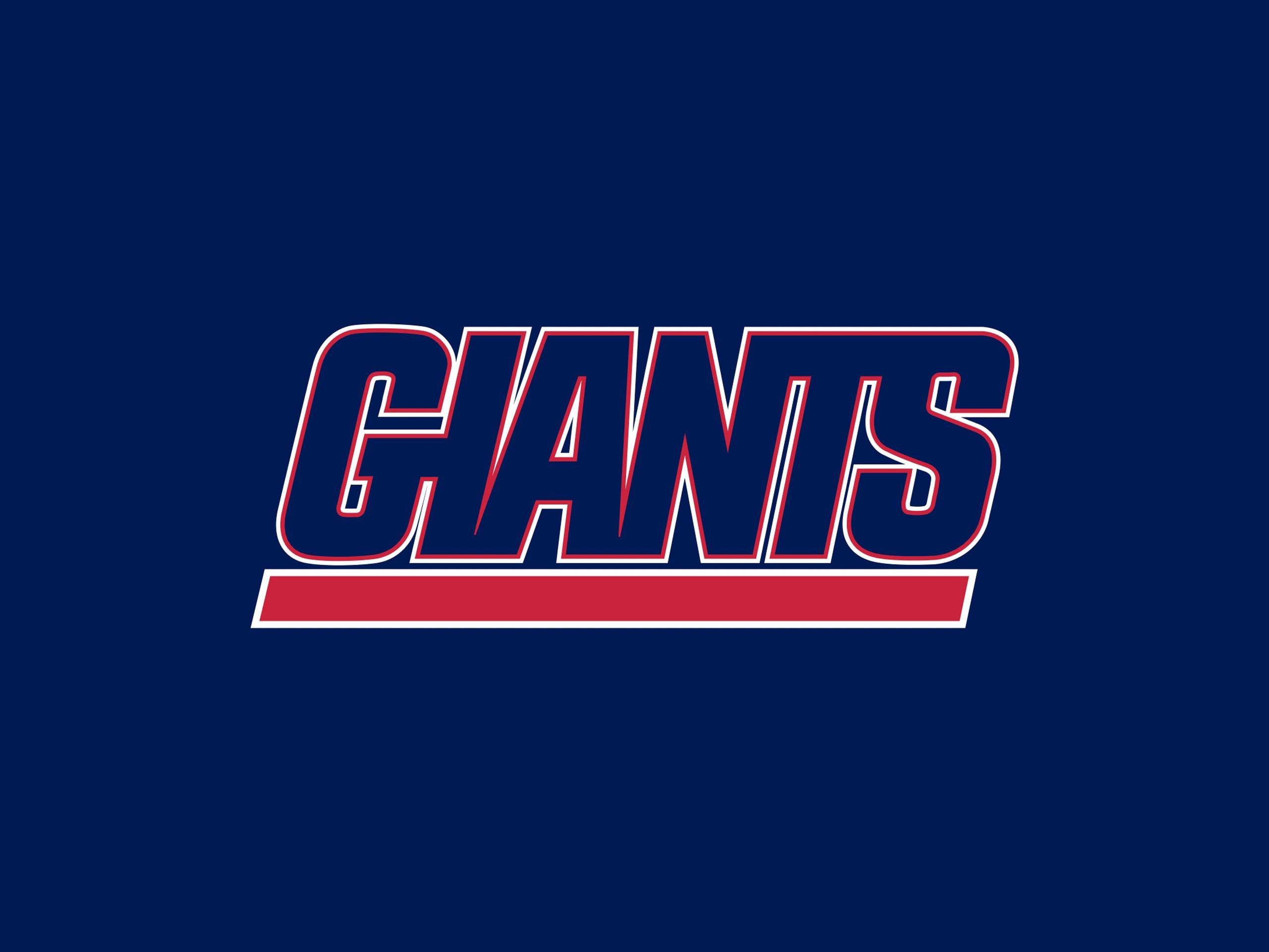 New York Giants word 2560×1920