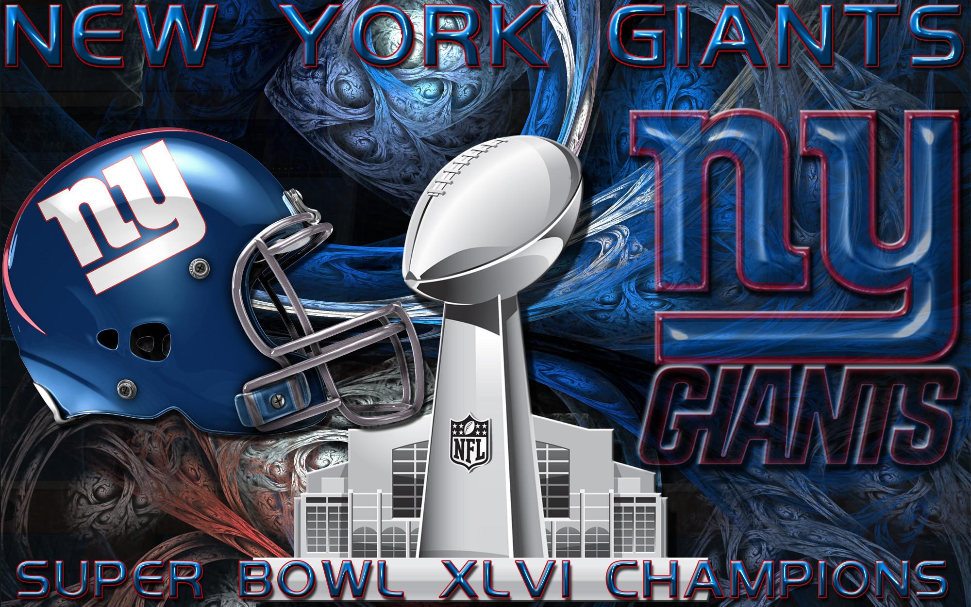 4×3 Standard | 16×9 Widescreen | 16×10 Widescreen New York Giants Super  Bowl XLVI Champions Wallpaper …