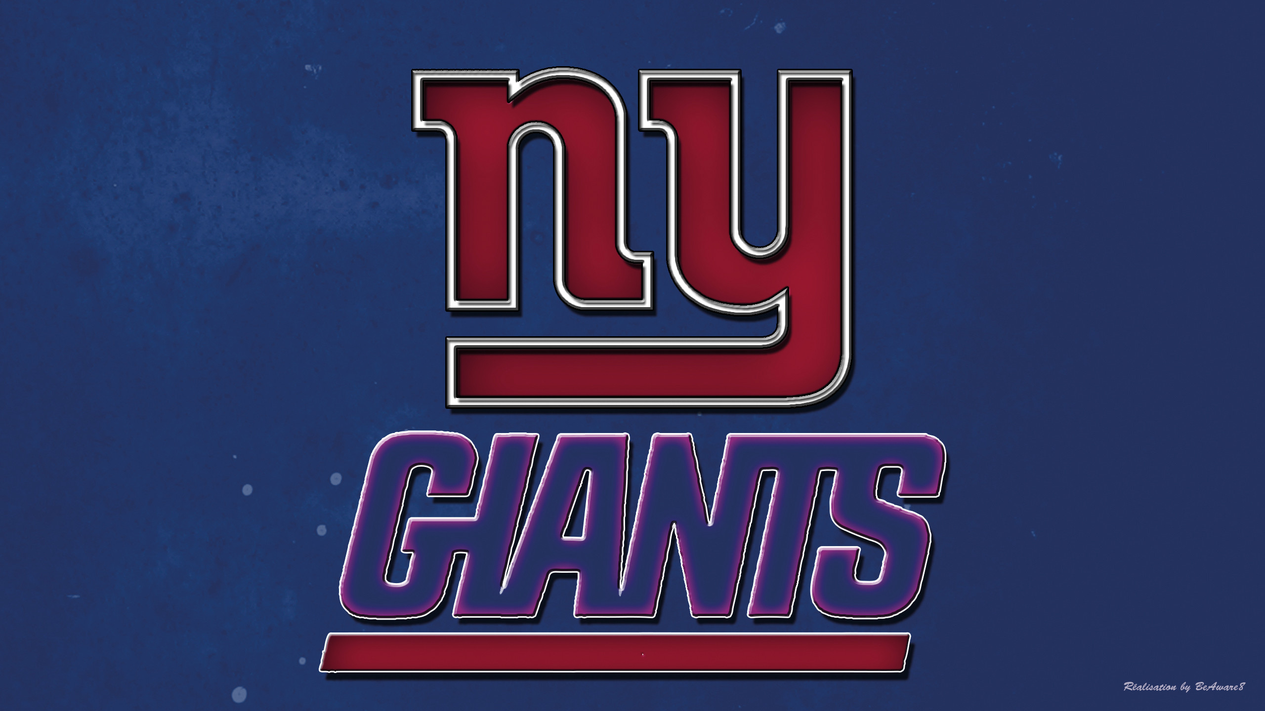 New York Giants by BeAware8 New York Giants by BeAware8