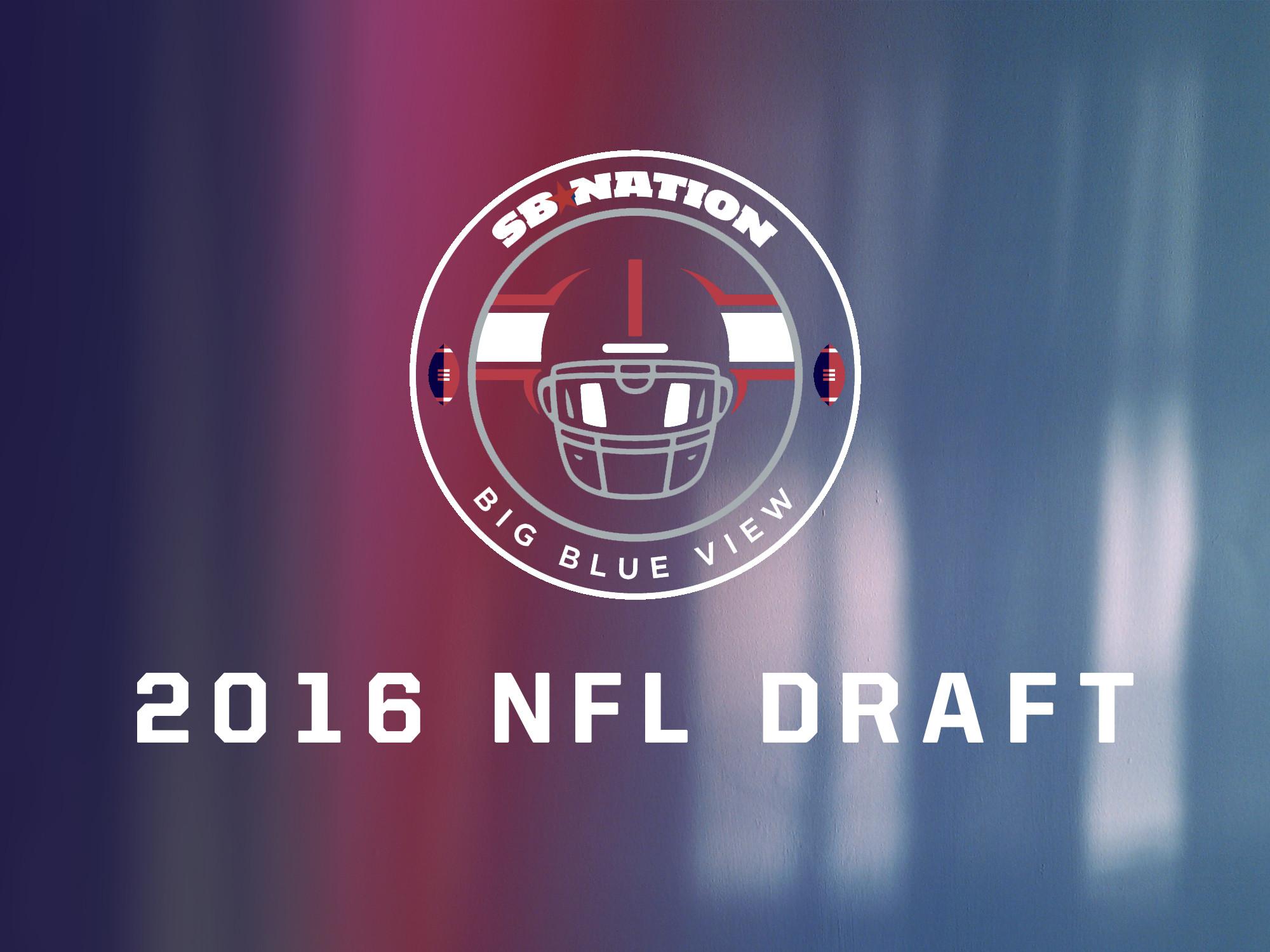 2016 nfl draft logo