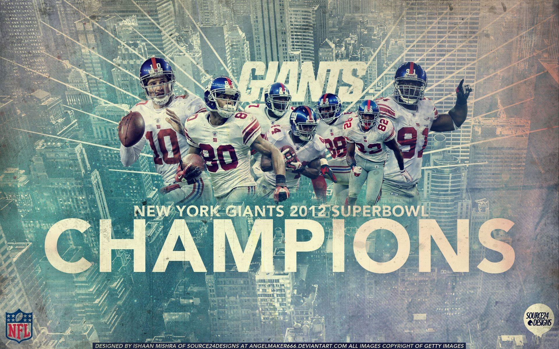New York Giants Wallpapers HD Download