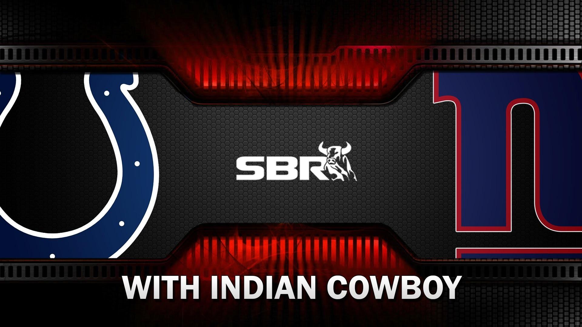 NFL Week 9 Monday Night Football: Indianapolis Colts vs New York Giants w/  Indian Cowboy, Loshak