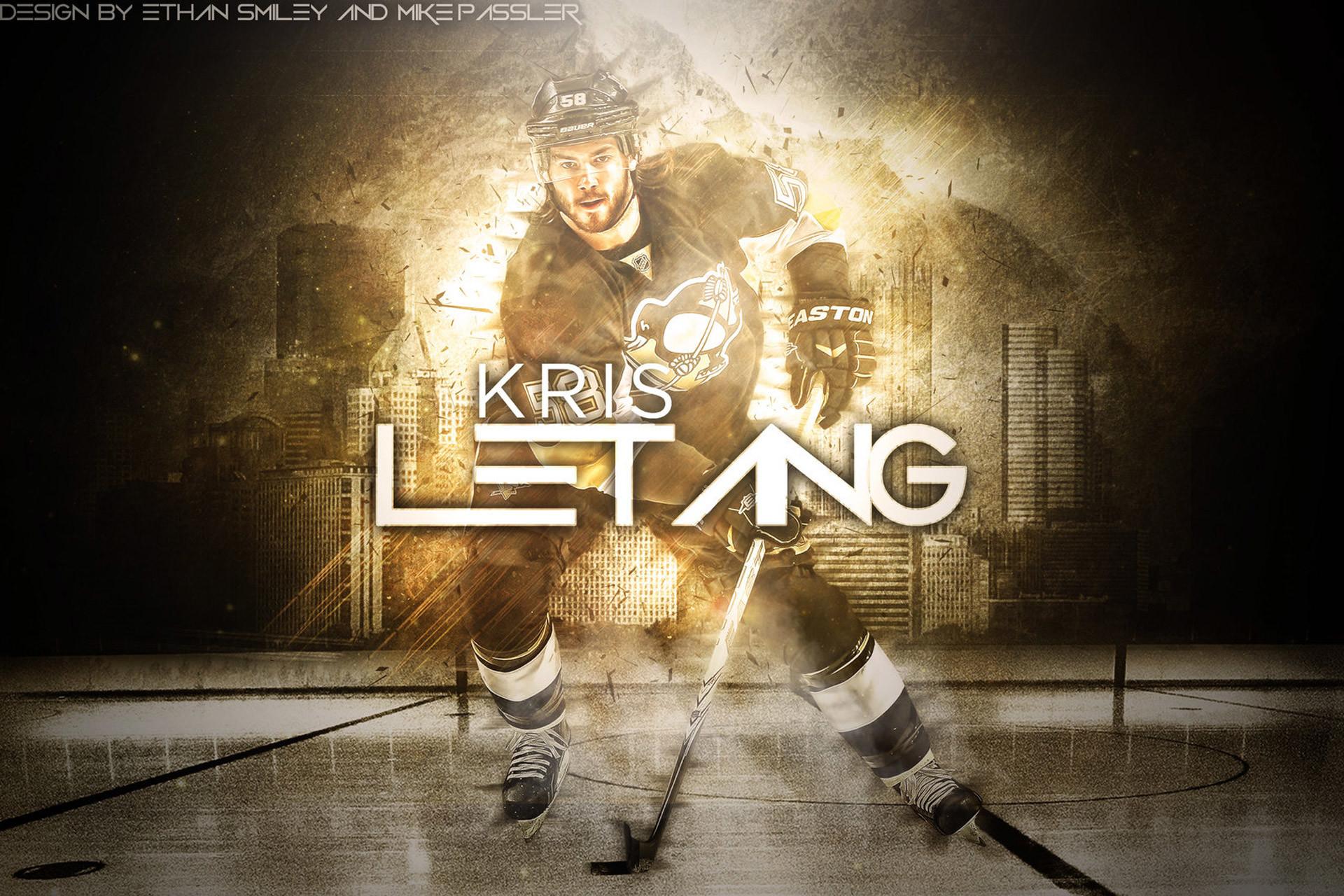 NHL Wallpapers – Kris Letang Pittsburgh Penguins 2014 wallpaper