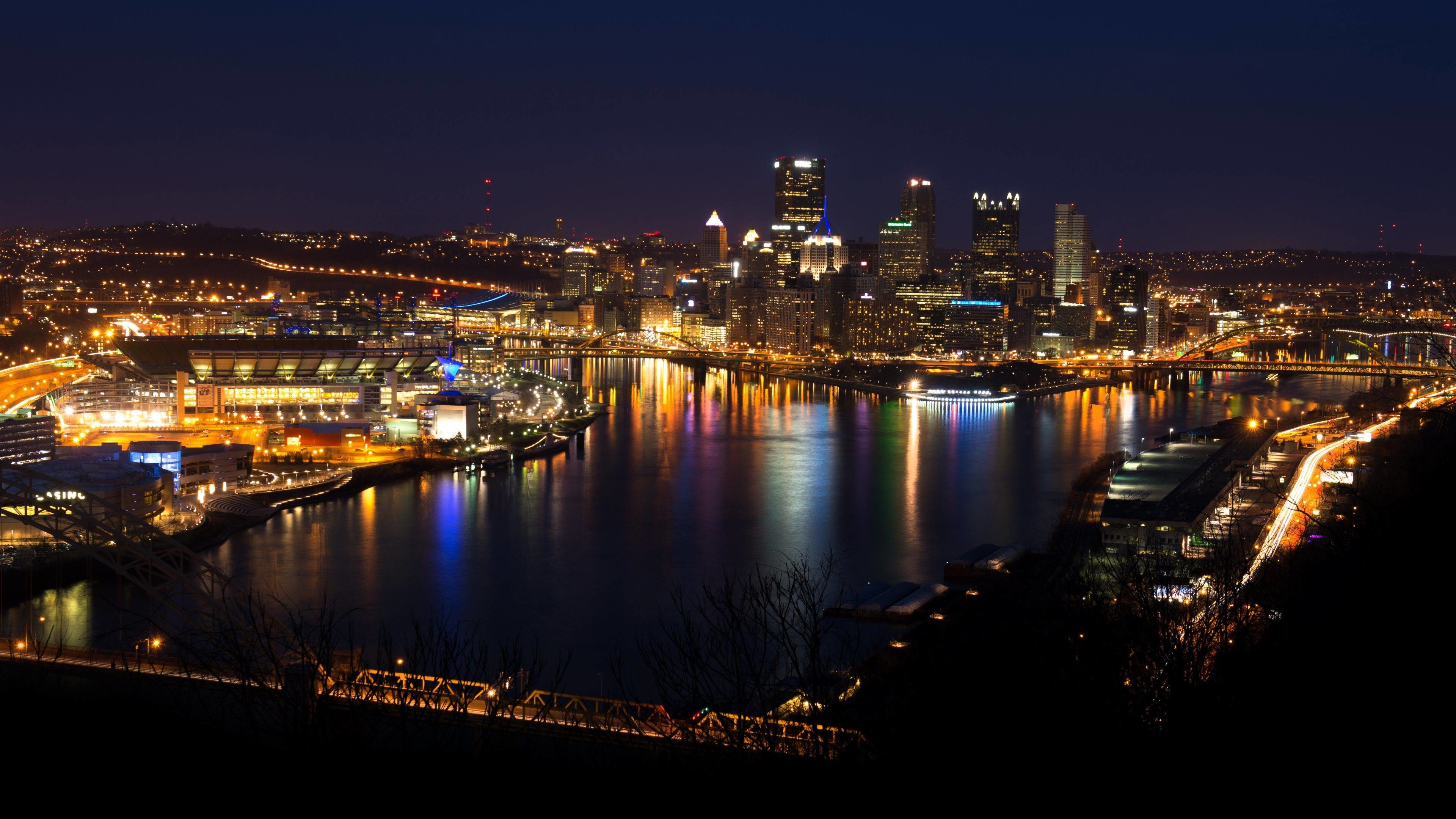 4 Pittsburgh Wallpapers | Pittsburgh Backgrounds
