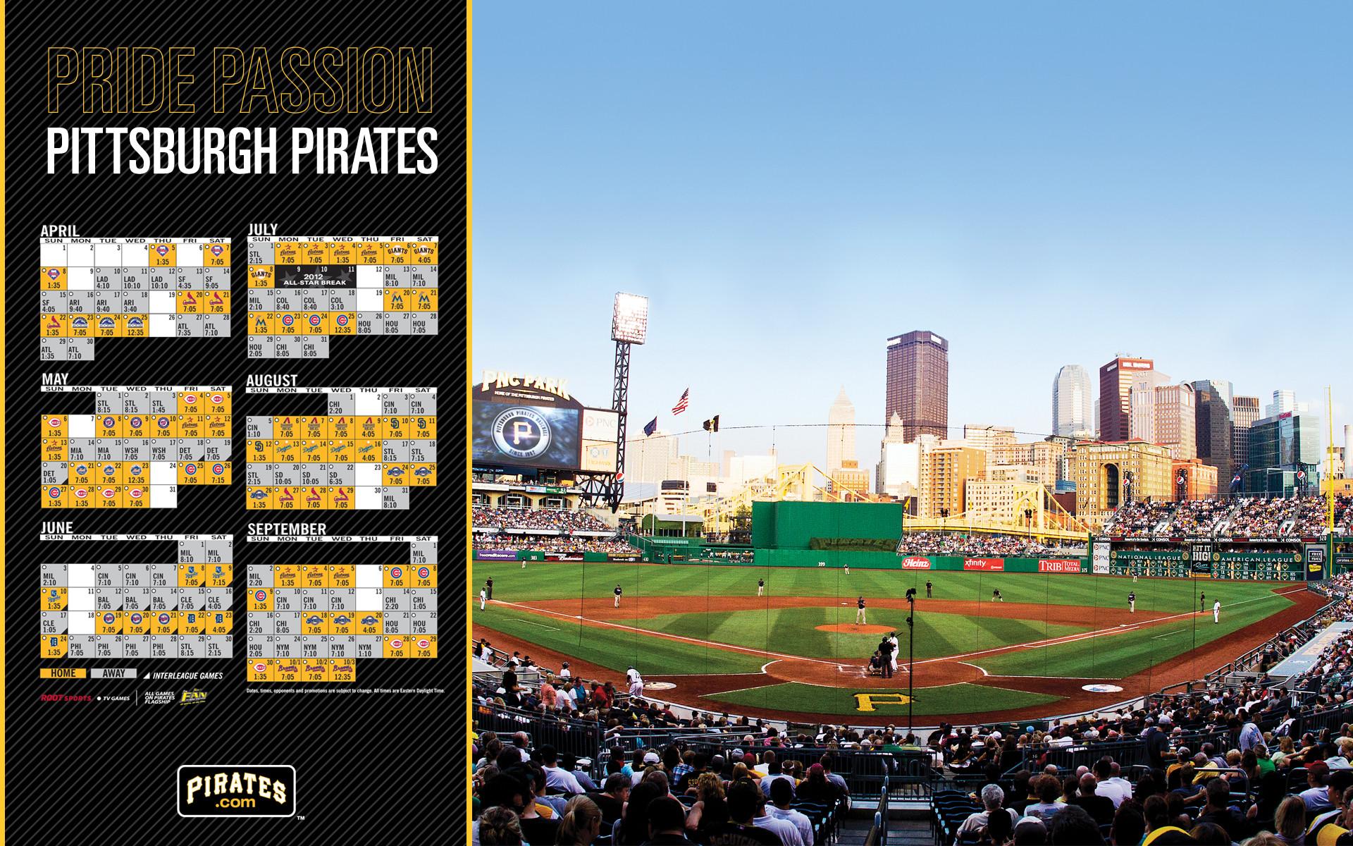 Pirates Desktop Wallpapers | Pittsburgh Pirates