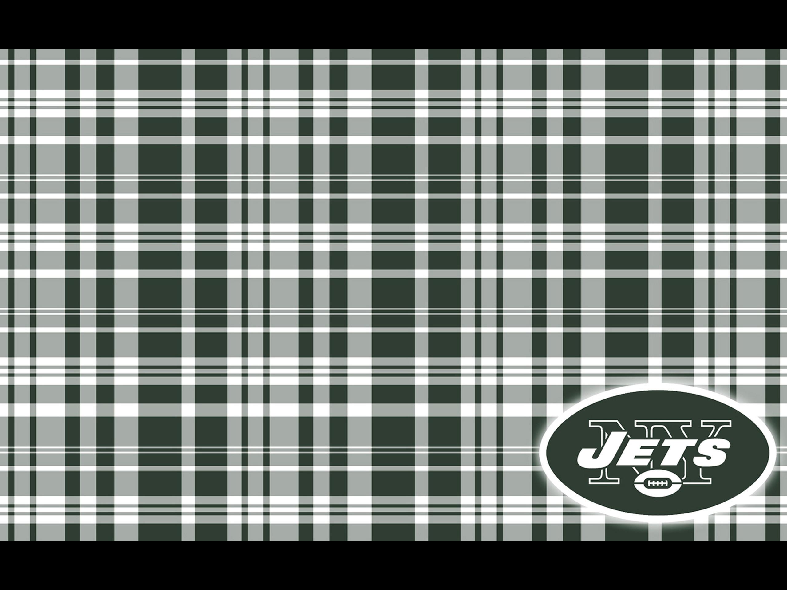 new york jets plaid 2560×1920