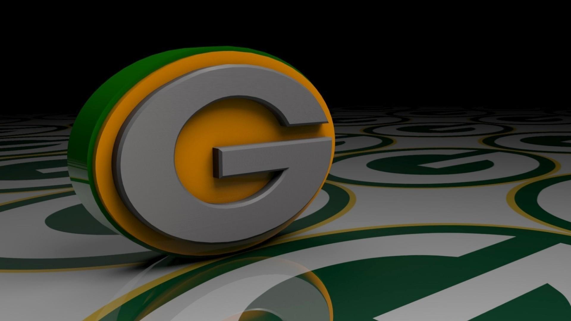 Green Bay Packers 3D Wallpaper
