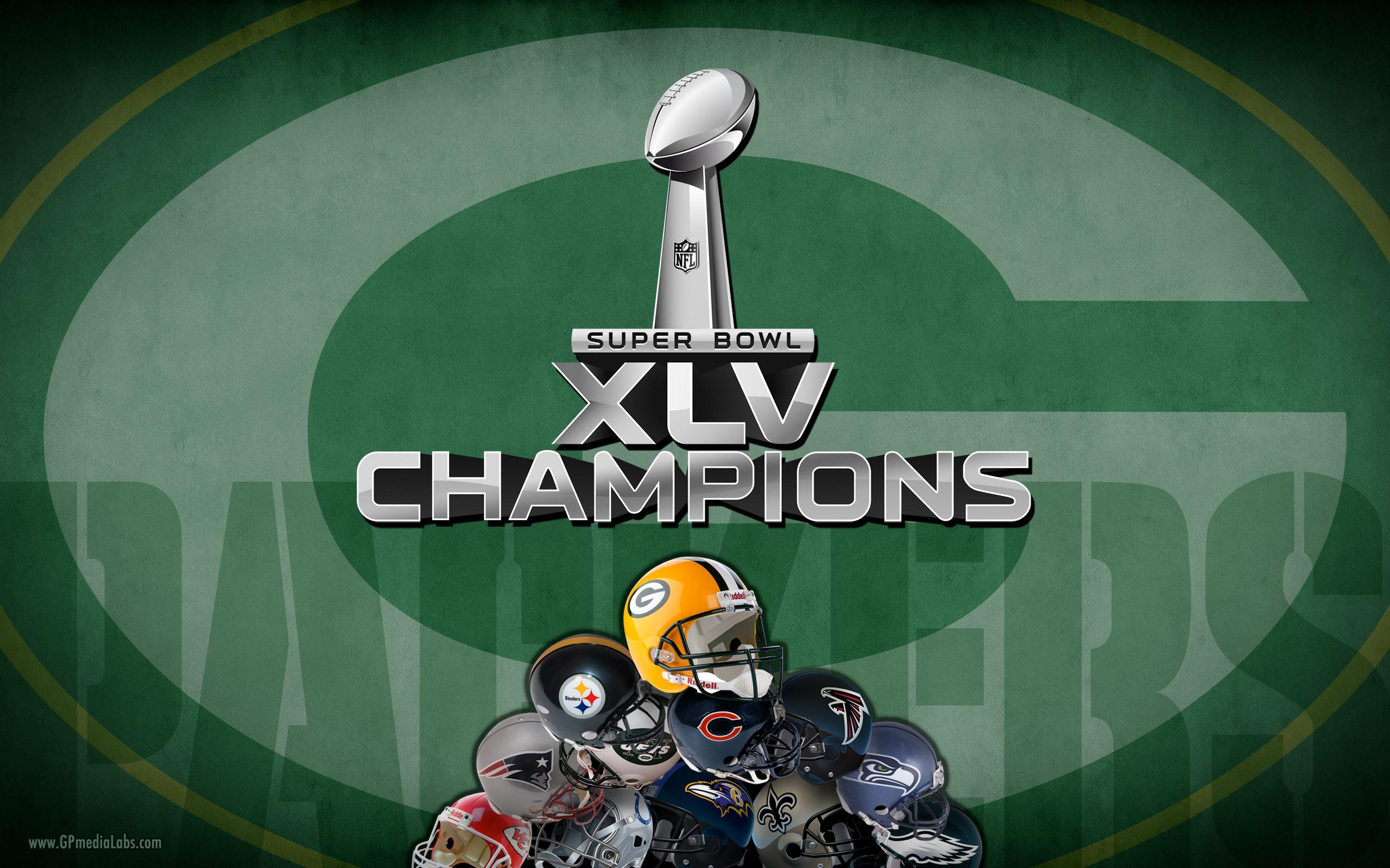 Green Bay Packers Wallpaper – Super Bowl Champions