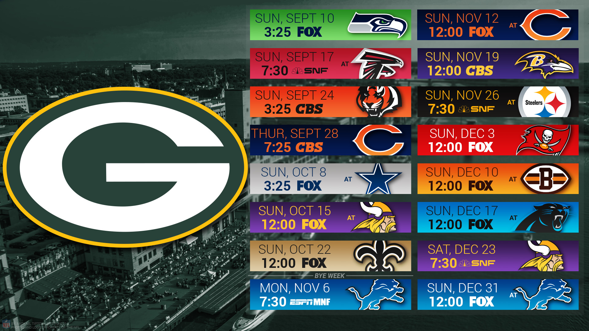 Green Bay Packers 2017 schedule city football logo wallpaper free pc desktop  computer …