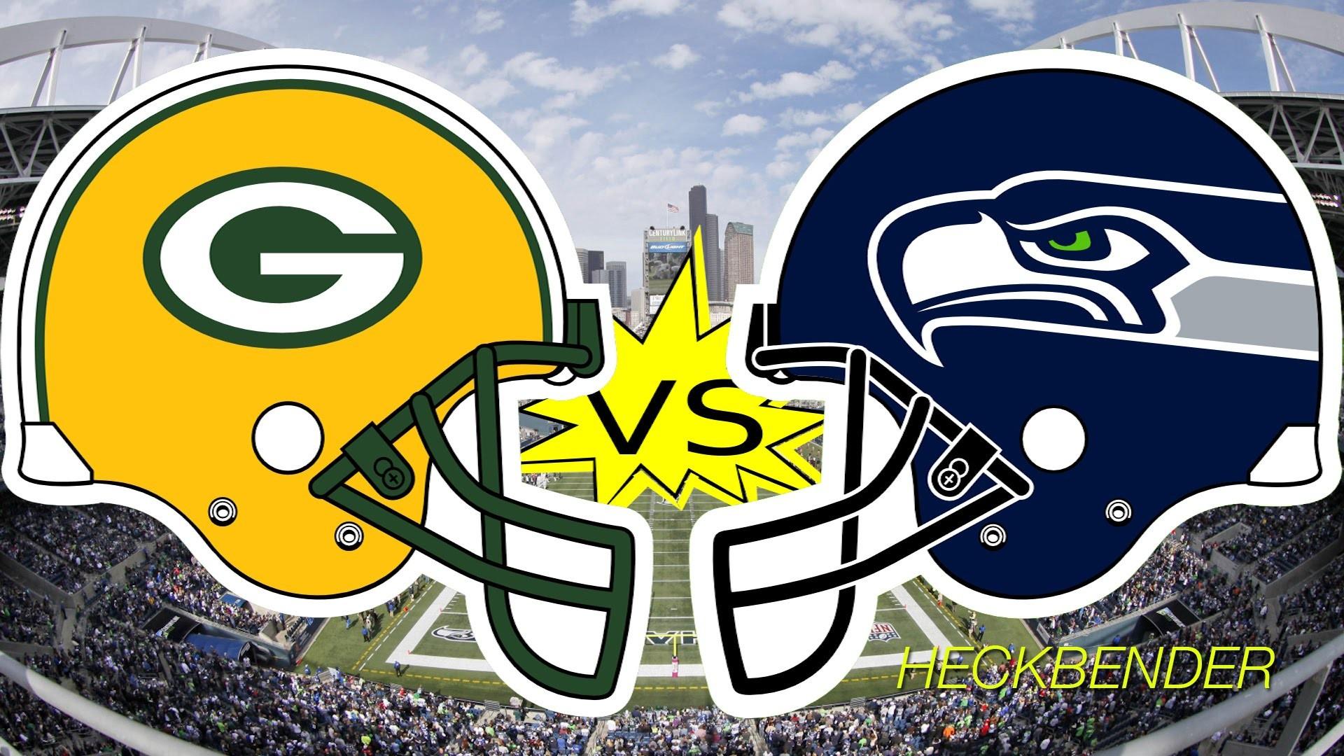 NFL Prediction Showcase Week 1: Green Bay Packers Vs. Seattle Seahawks –  YouTube