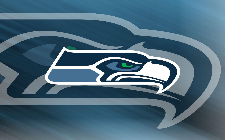 NFL Logo Seattle Seahawks wallpaper HD. Free desktop background .