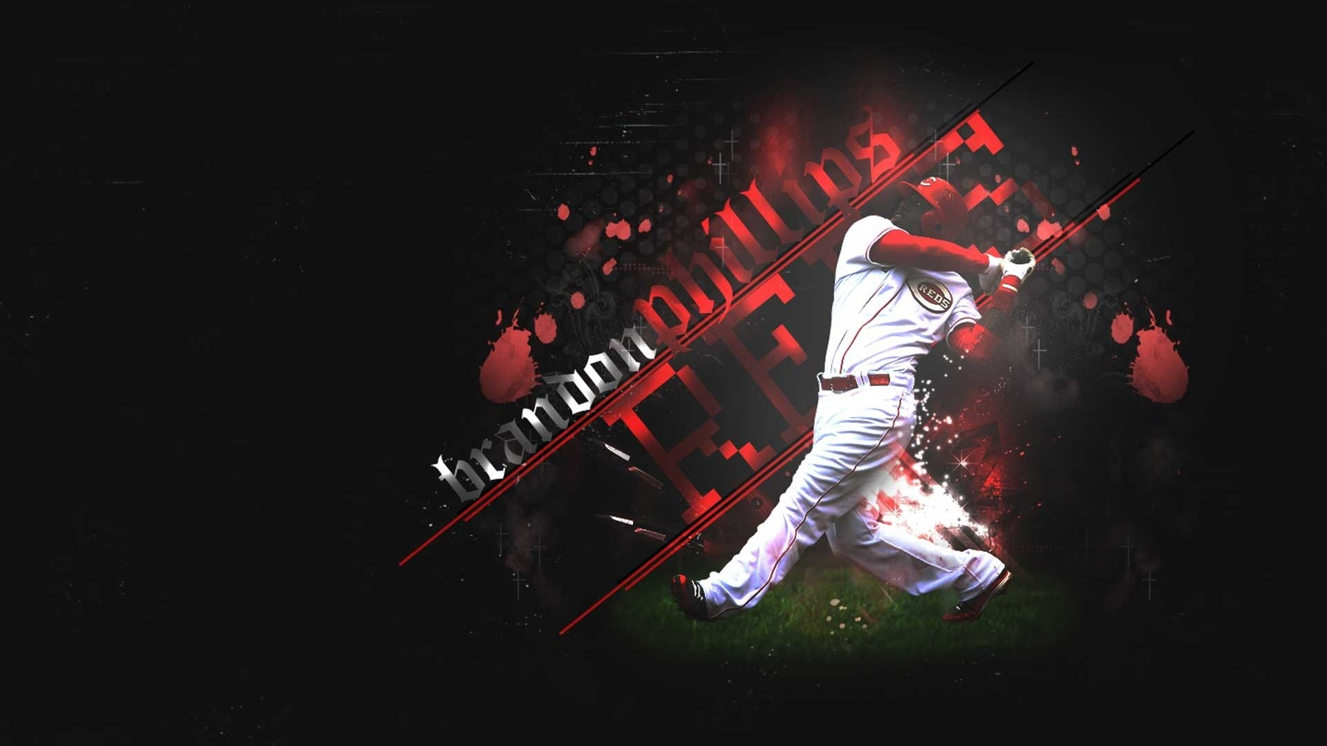 Reds Baseball Wallpaper