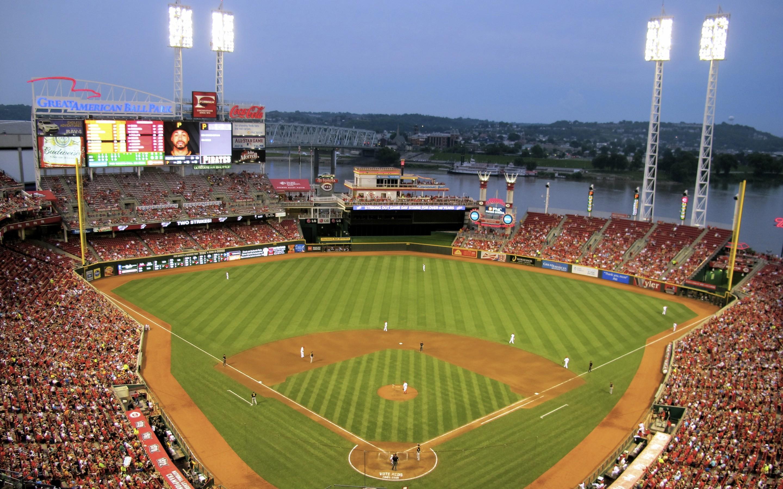 Desktop Wallpapers Cincinnati Reds. Cincinnati Reds Great American Ballpark  Visit Clermont County