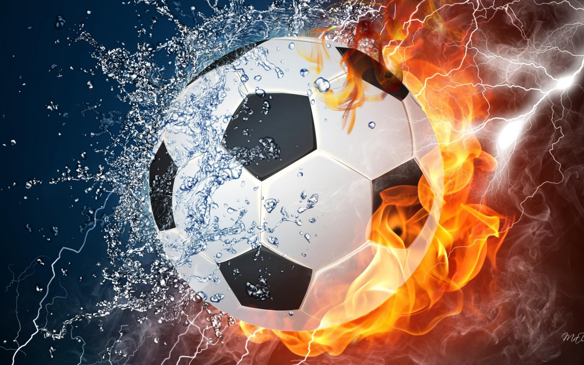 Soccer Ball wallpapers (76 Wallpapers)