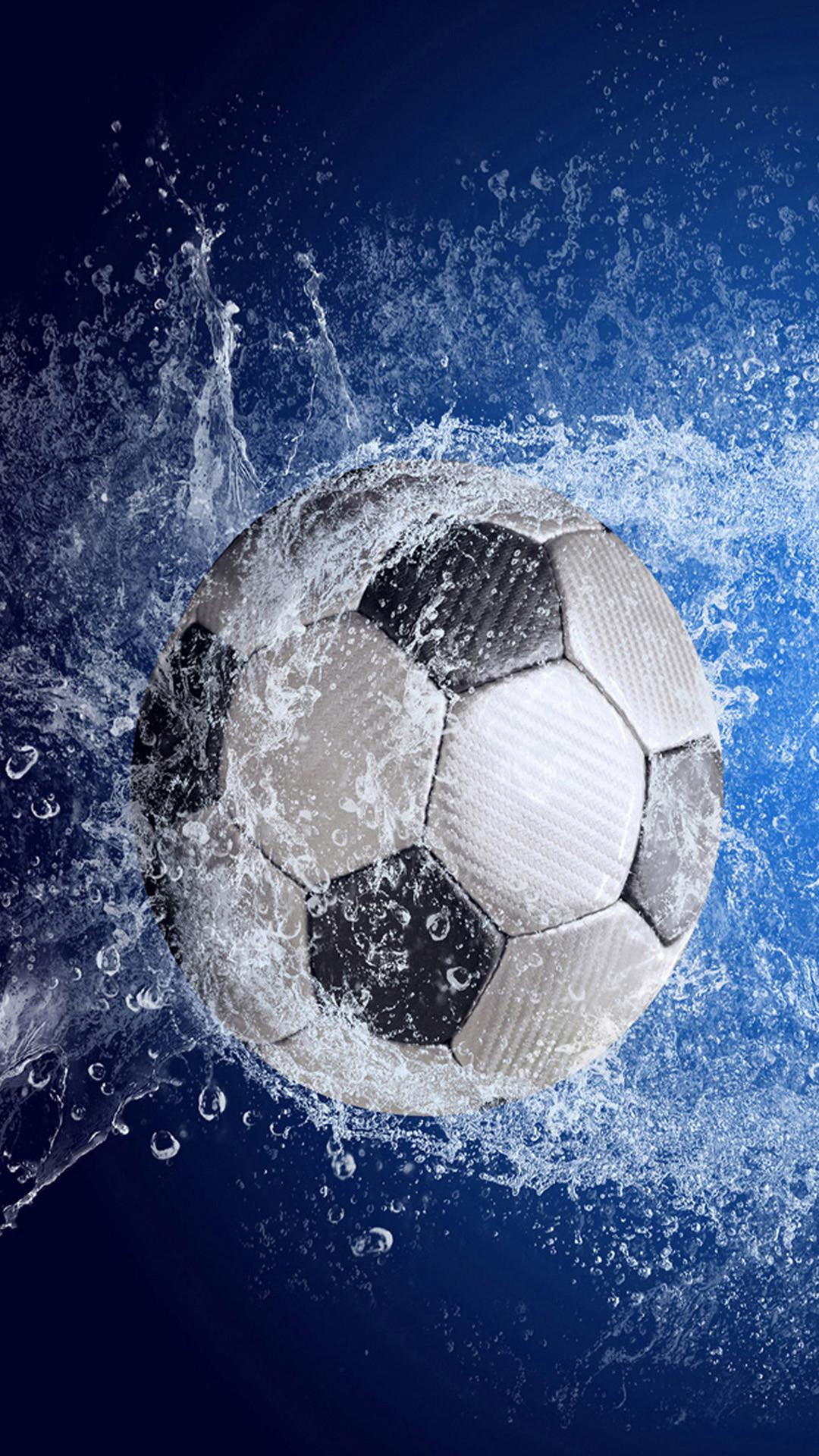 Football Soccer Ball Htc One M8 wallpaper