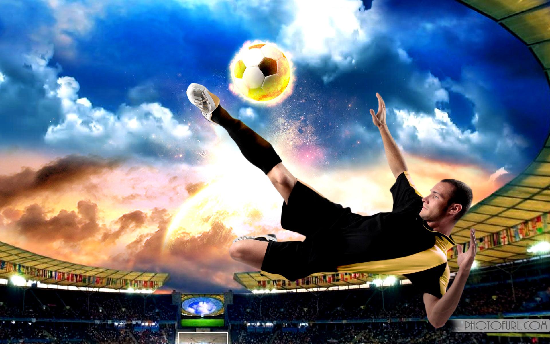 Soccer Ball Wallpapers For Desktop