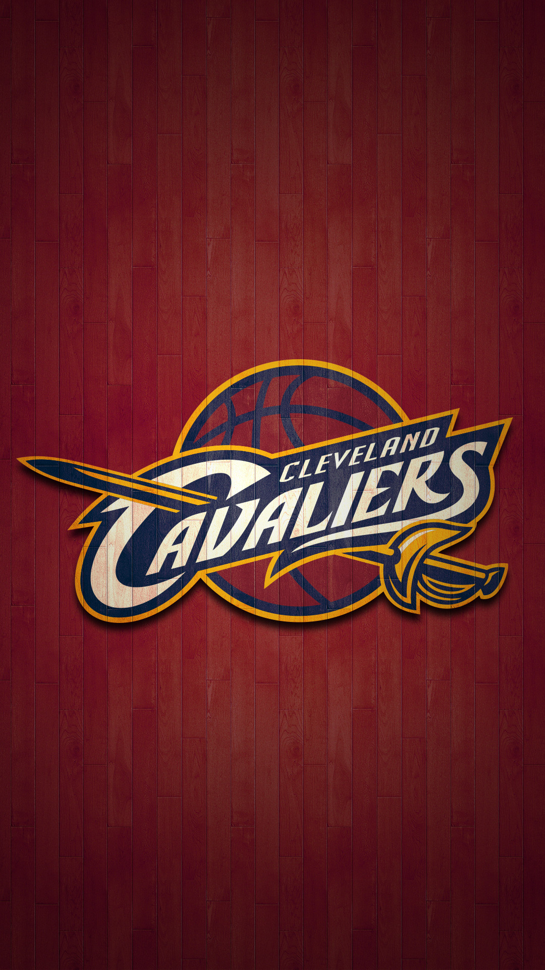 Cleveland Cavaliers 2017 Mobile lock screen wallpaper for iPhone, Android,  Pixel