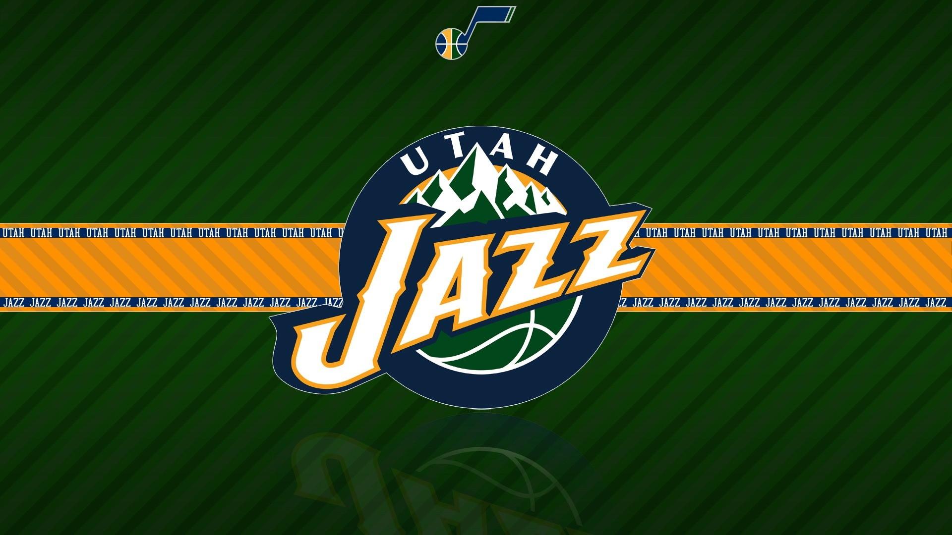 … utah jazz logo wallpaper; nfl team wallpapers wallpapersafari …