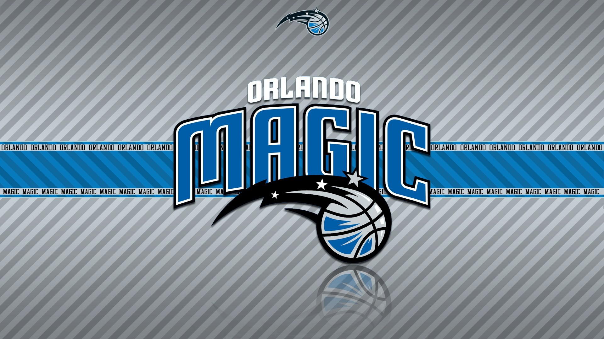 Free Vector Wallpaper: Orlando Magic NBA Team Logo