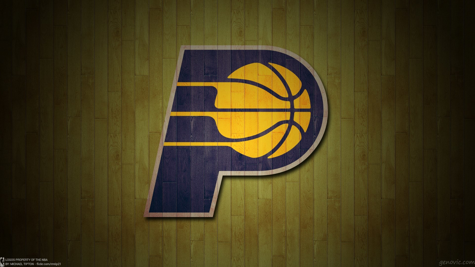 Indiana Pacers Basketball Team Logo Wallpapers HD / Desktop and Mobile  Backgrounds