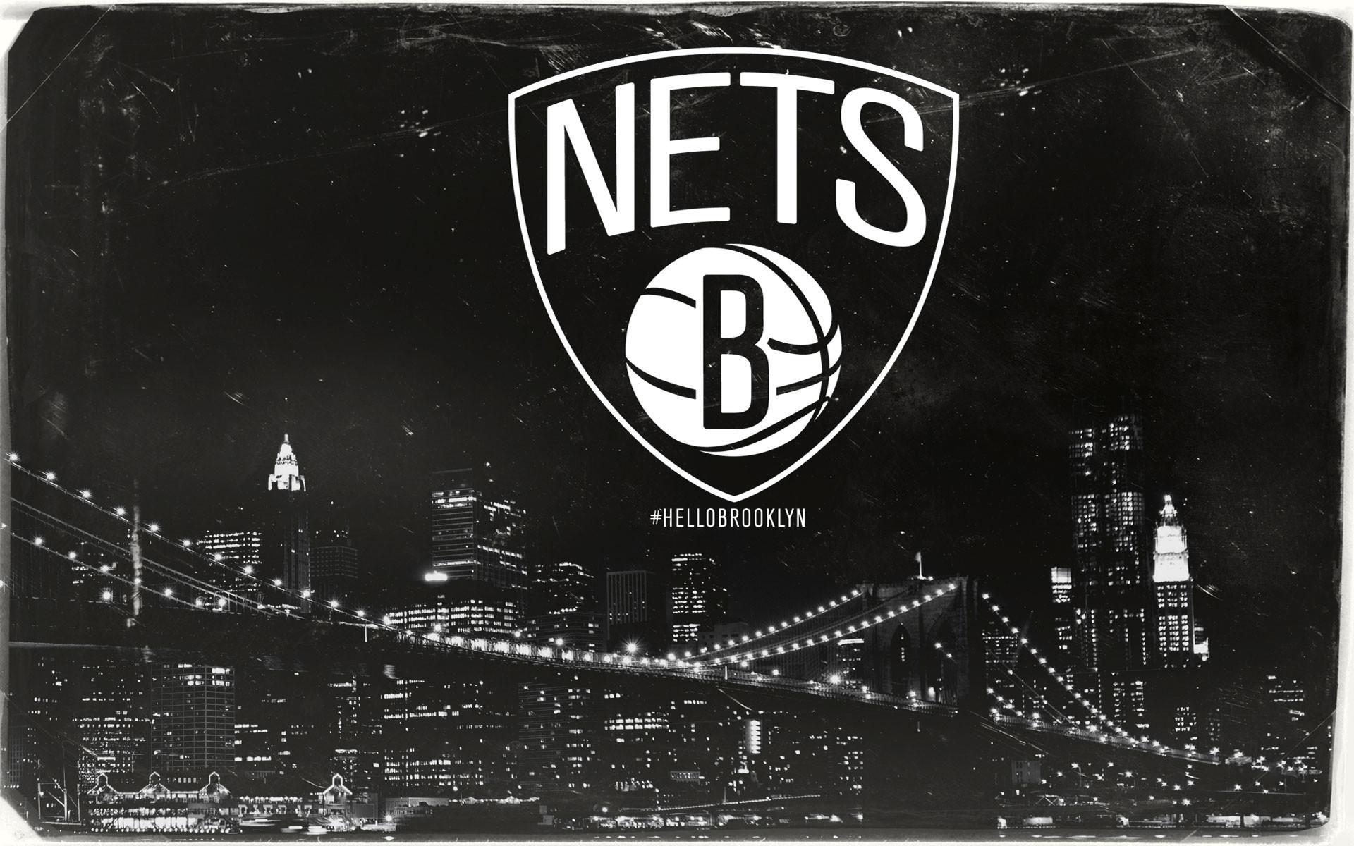Brooklyn Nets Logo Wallpaper