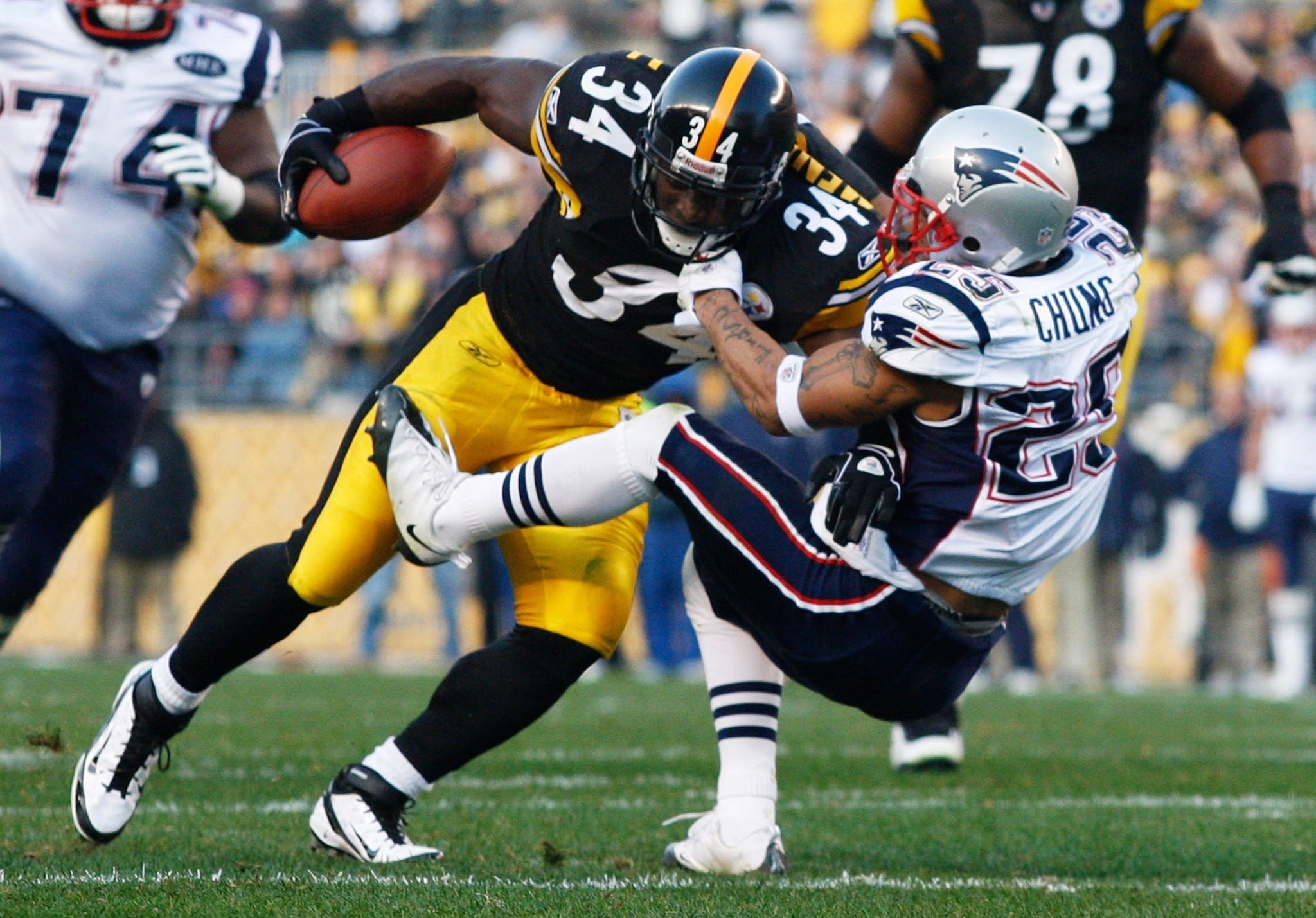 Pittsburgh Steelers vs New England Patriots Live