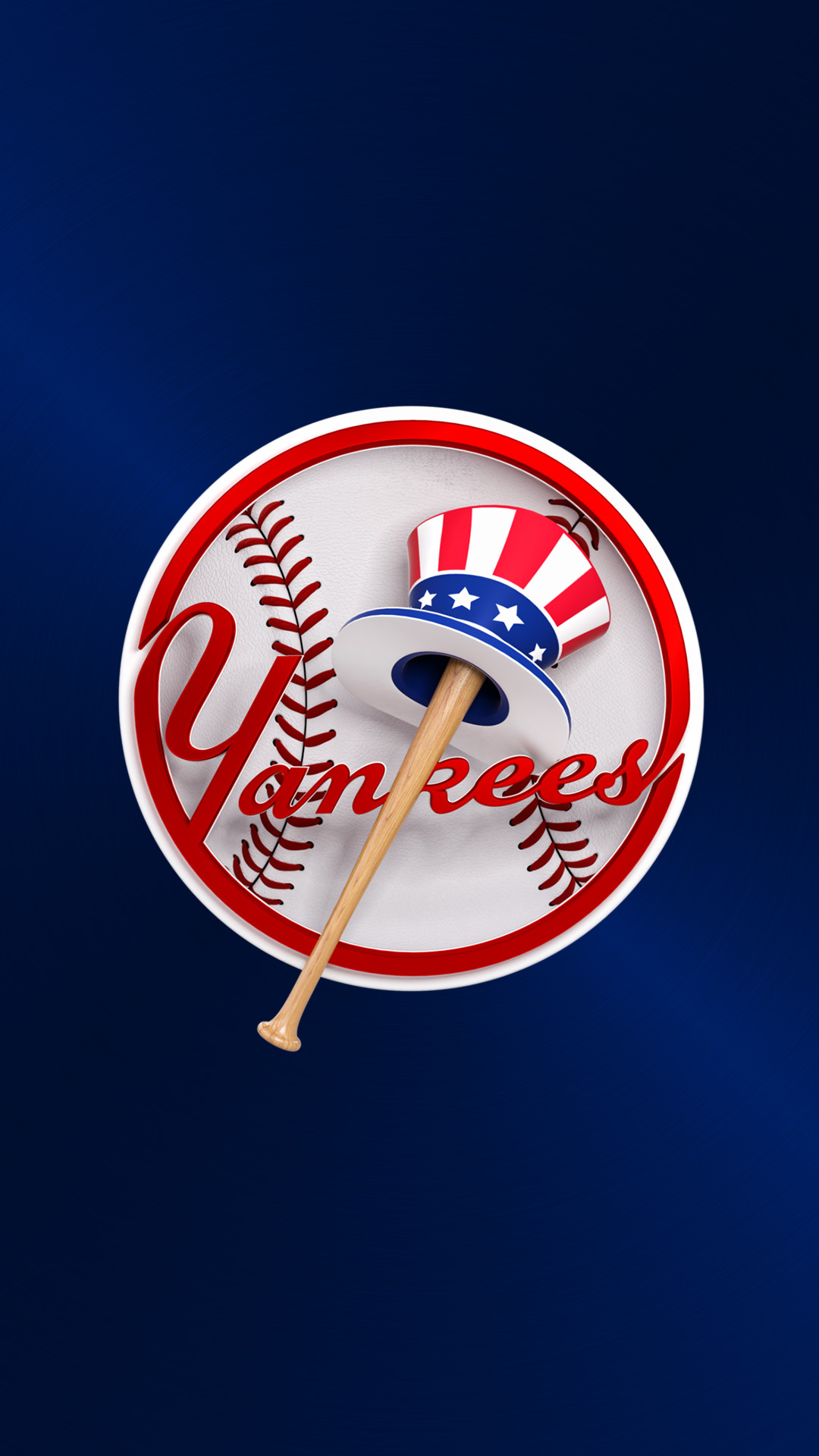HD Baseball Background for Iphone.