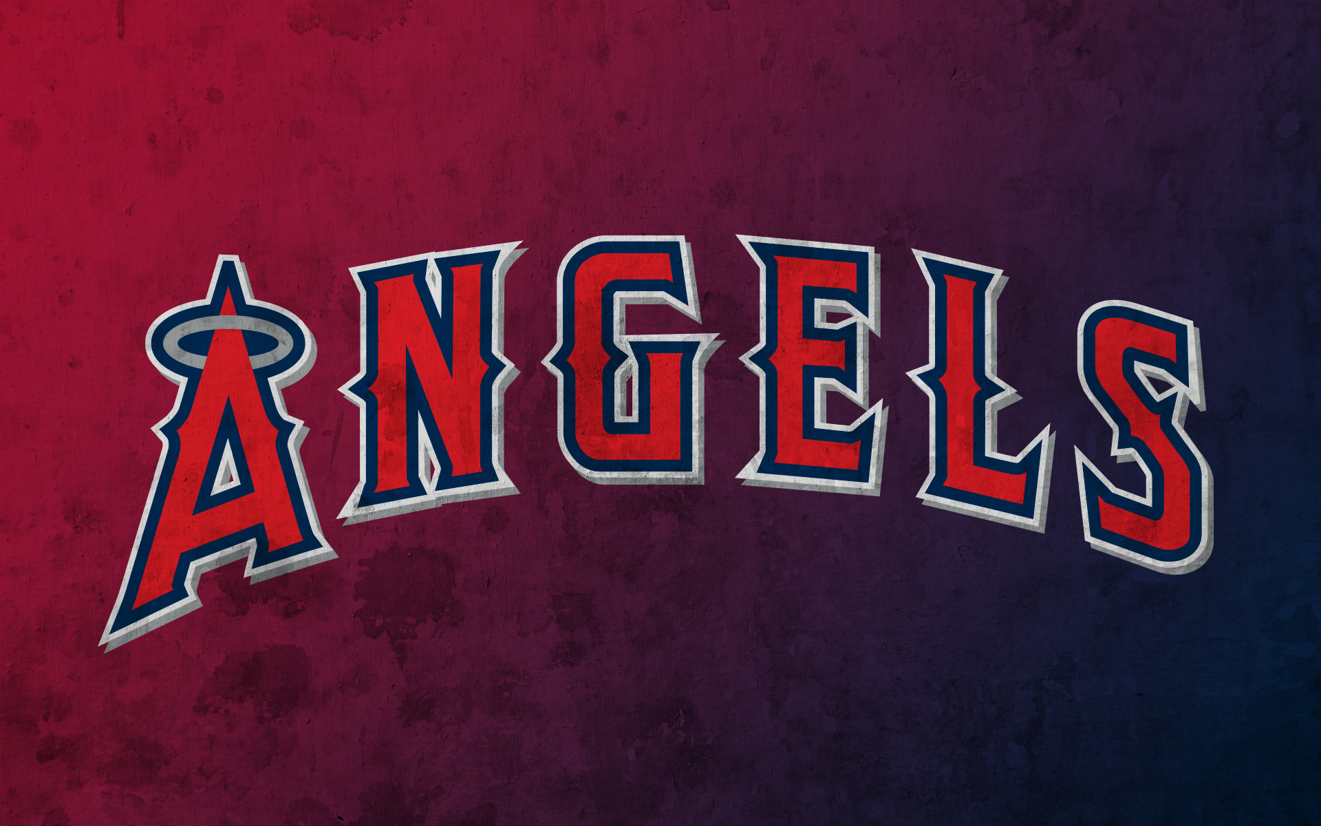 … Angels spelled out …