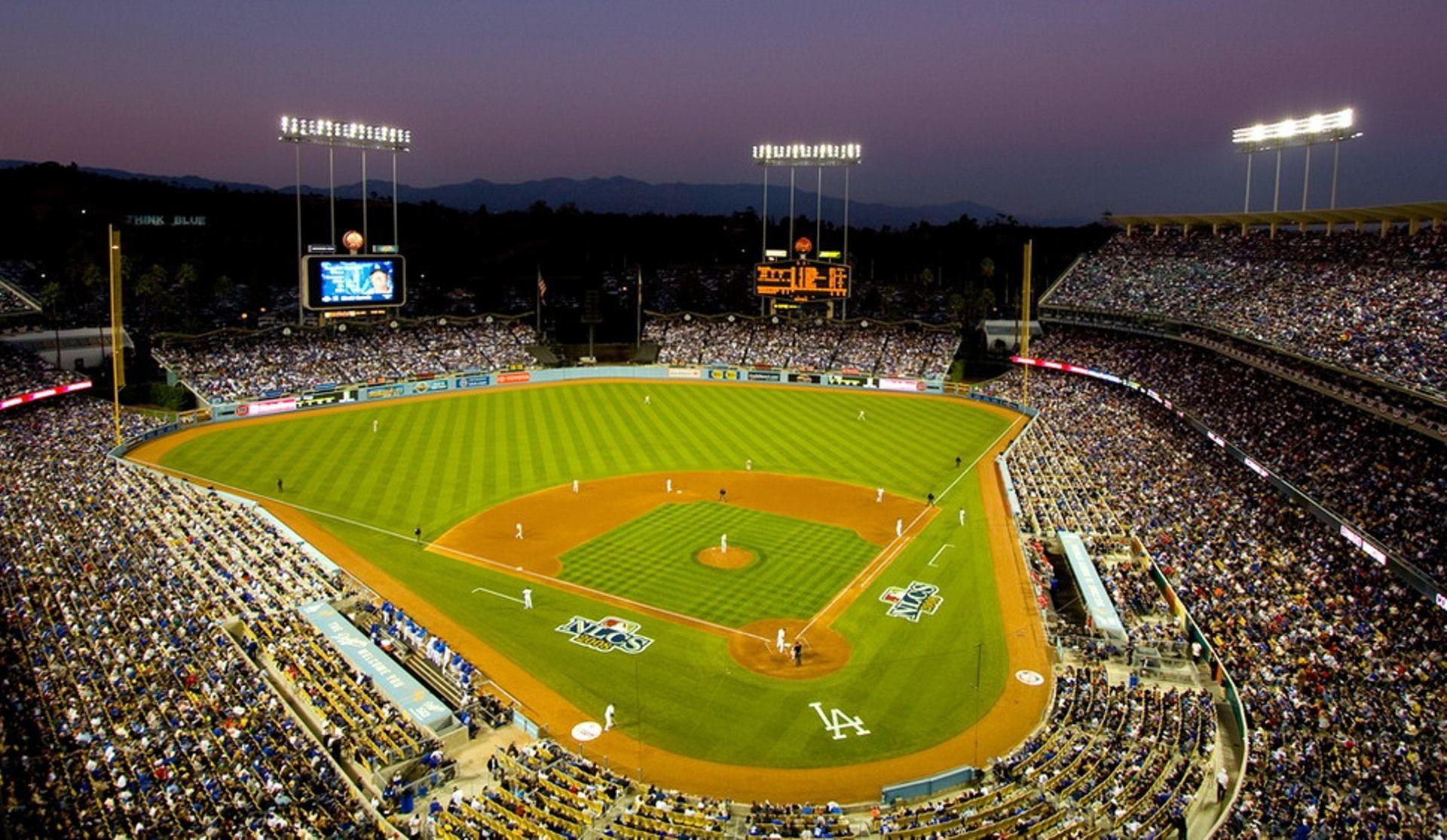 Desktop Dodger Stadium Images.
