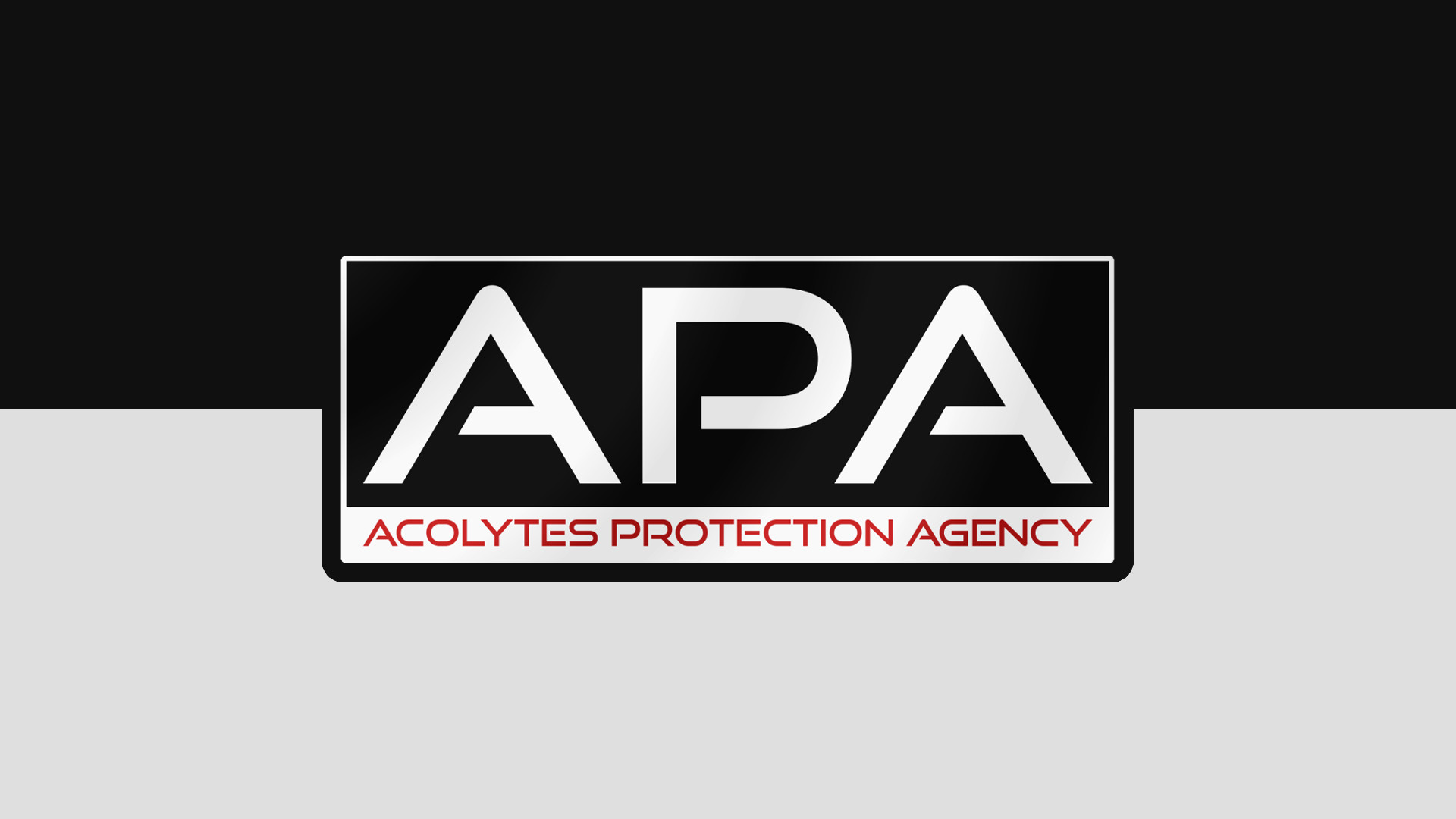 APA Logo Wallpaper by DarkVoidPictures APA Logo Wallpaper by  DarkVoidPictures