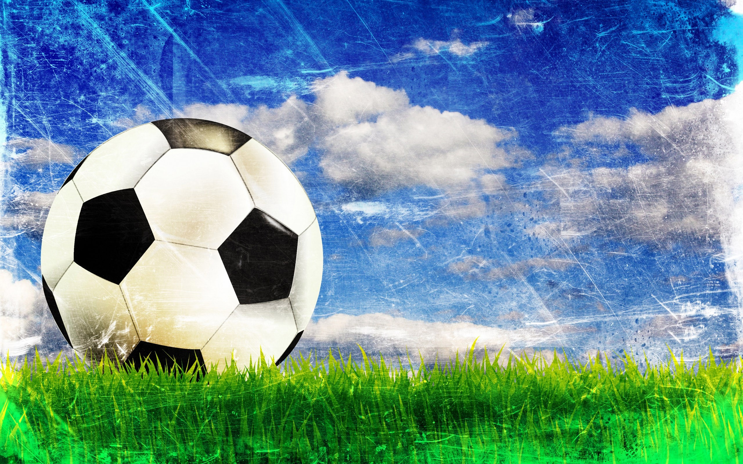 soccer ball background desktop free by Regina Young