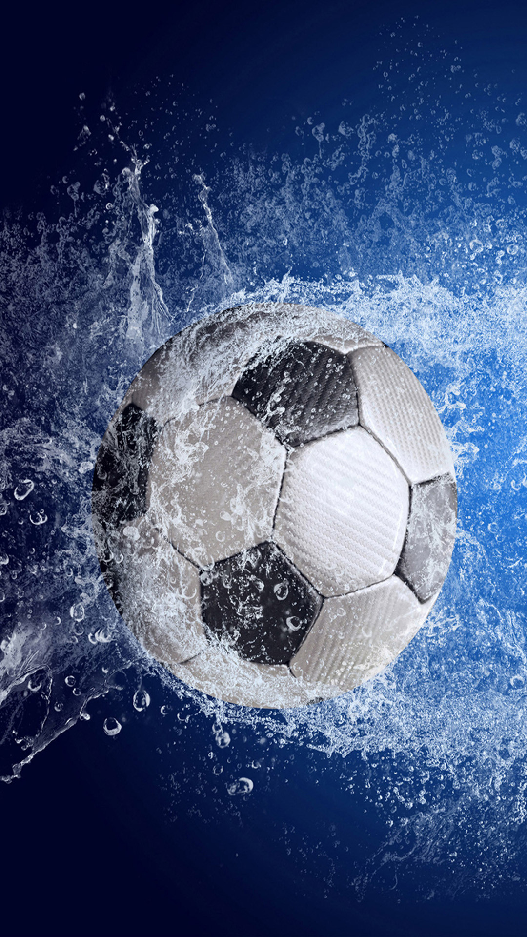Football Soccer Ball Wallpapers for Galaxy S5