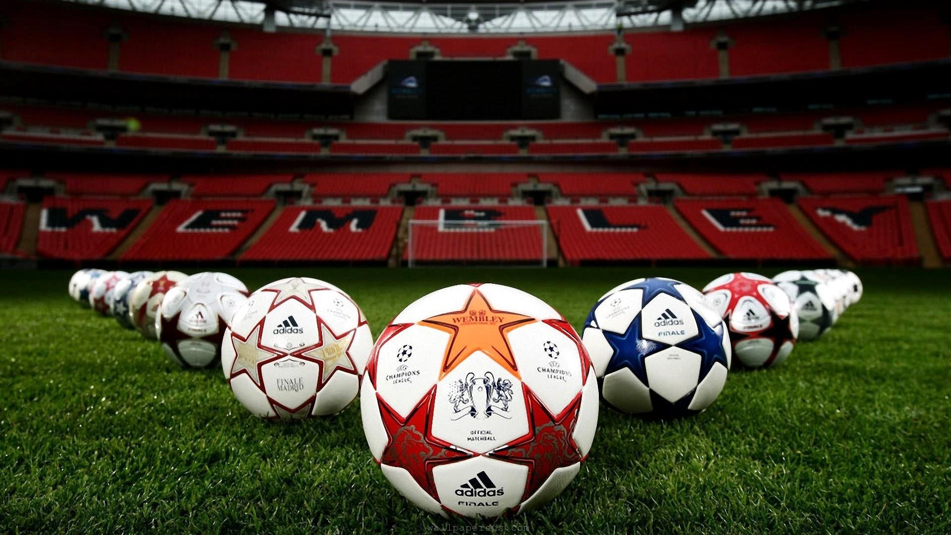 UEFA Champions League Ball Wembley Final 2013 HD Wallpaper