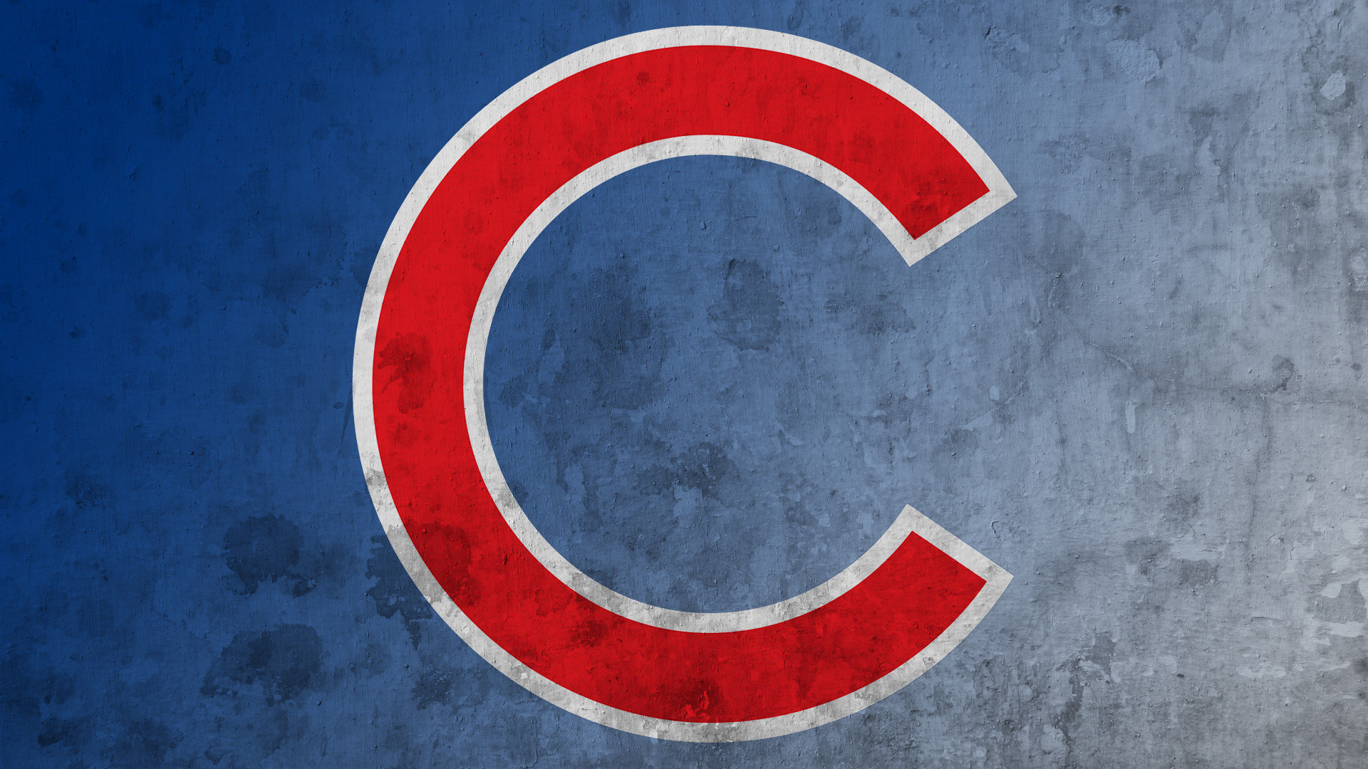 Mlb, Chicago Cubs Logo Painting Art.png .