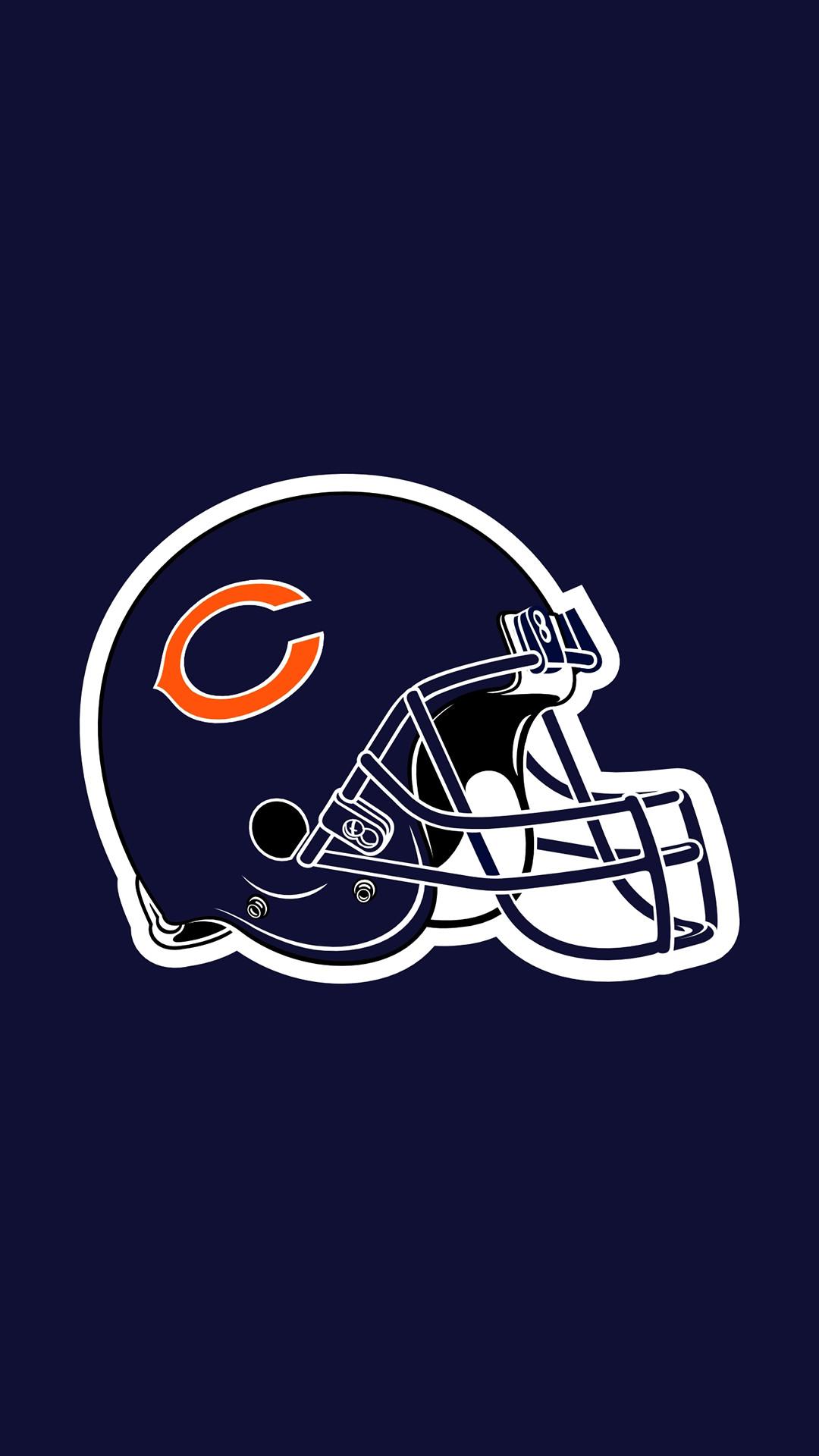 Chicago Bears NFL IPHONE WALLPAPER Pinterest Chicago Bears