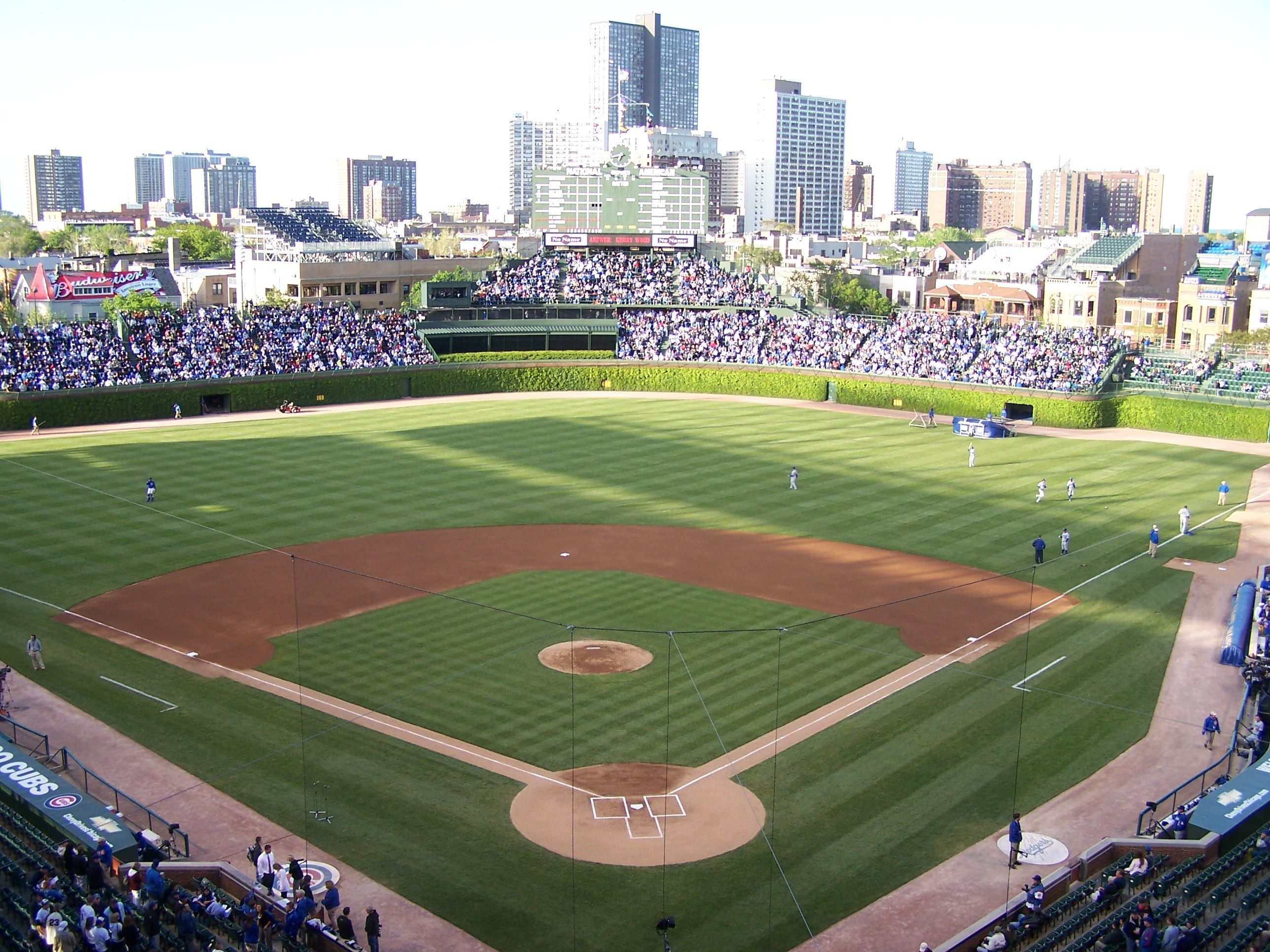 Don't Wreck Wrigley