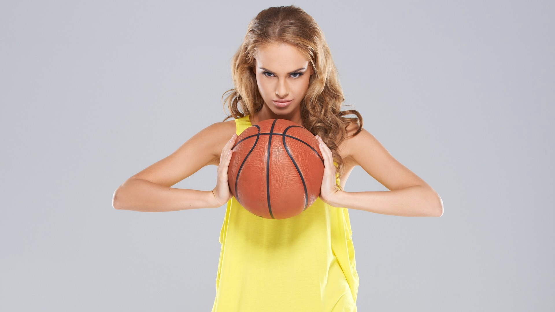 women, Model, Basketball Wallpapers HD / Desktop and Mobile Backgrounds