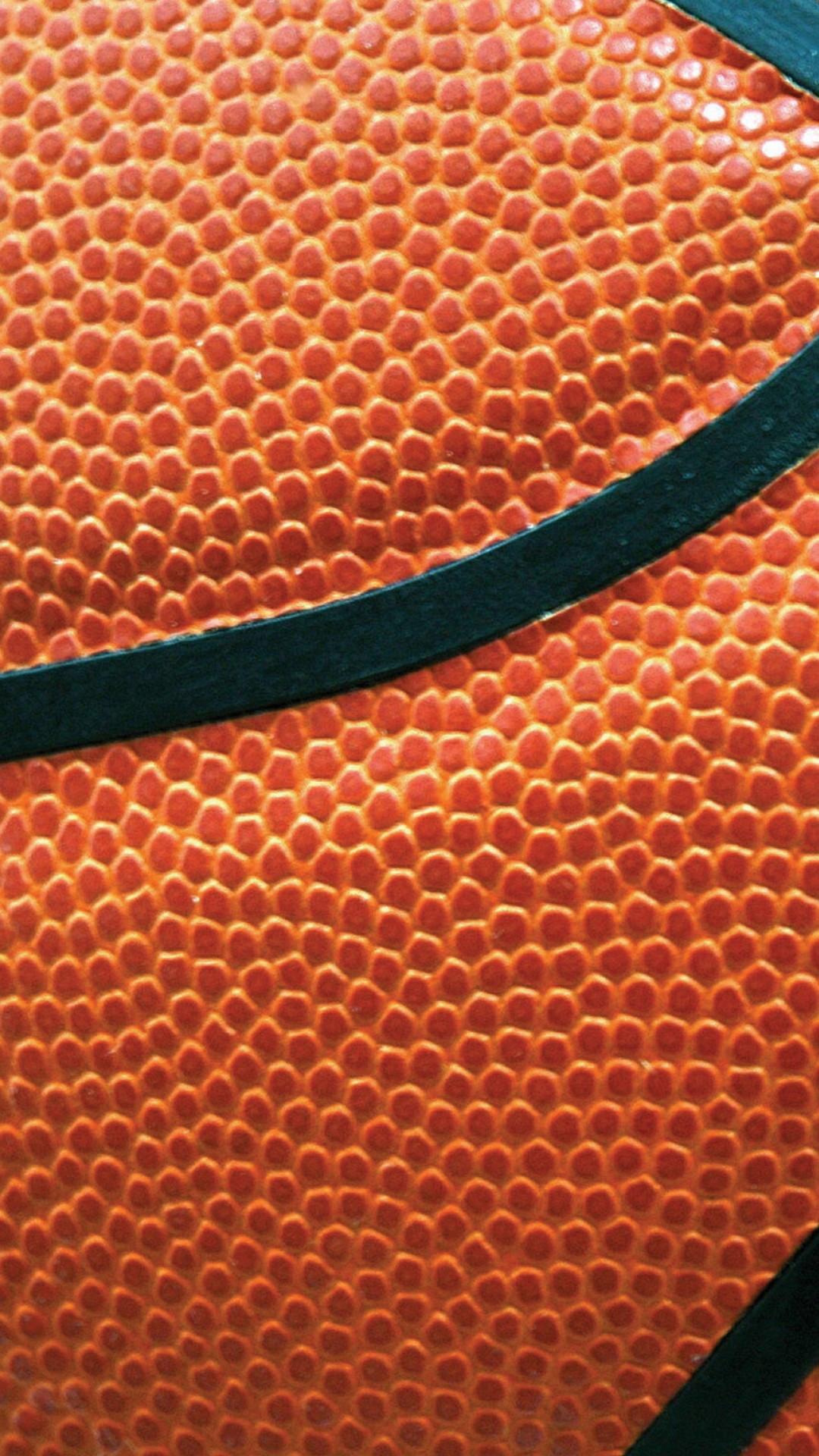 Basketball Close-up Android Wallpaper …