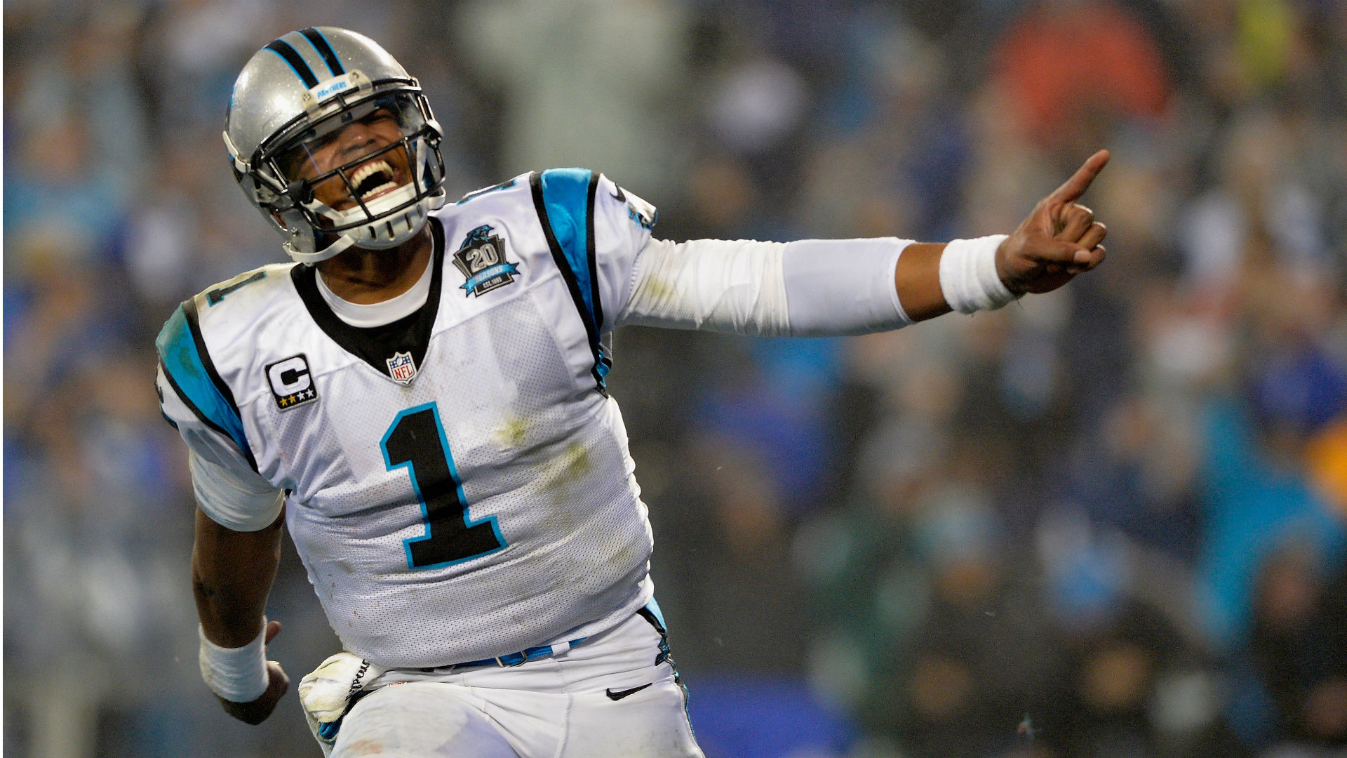 Cam Newton declares nobody has ever been what he's trying to be   NFL    Sporting News