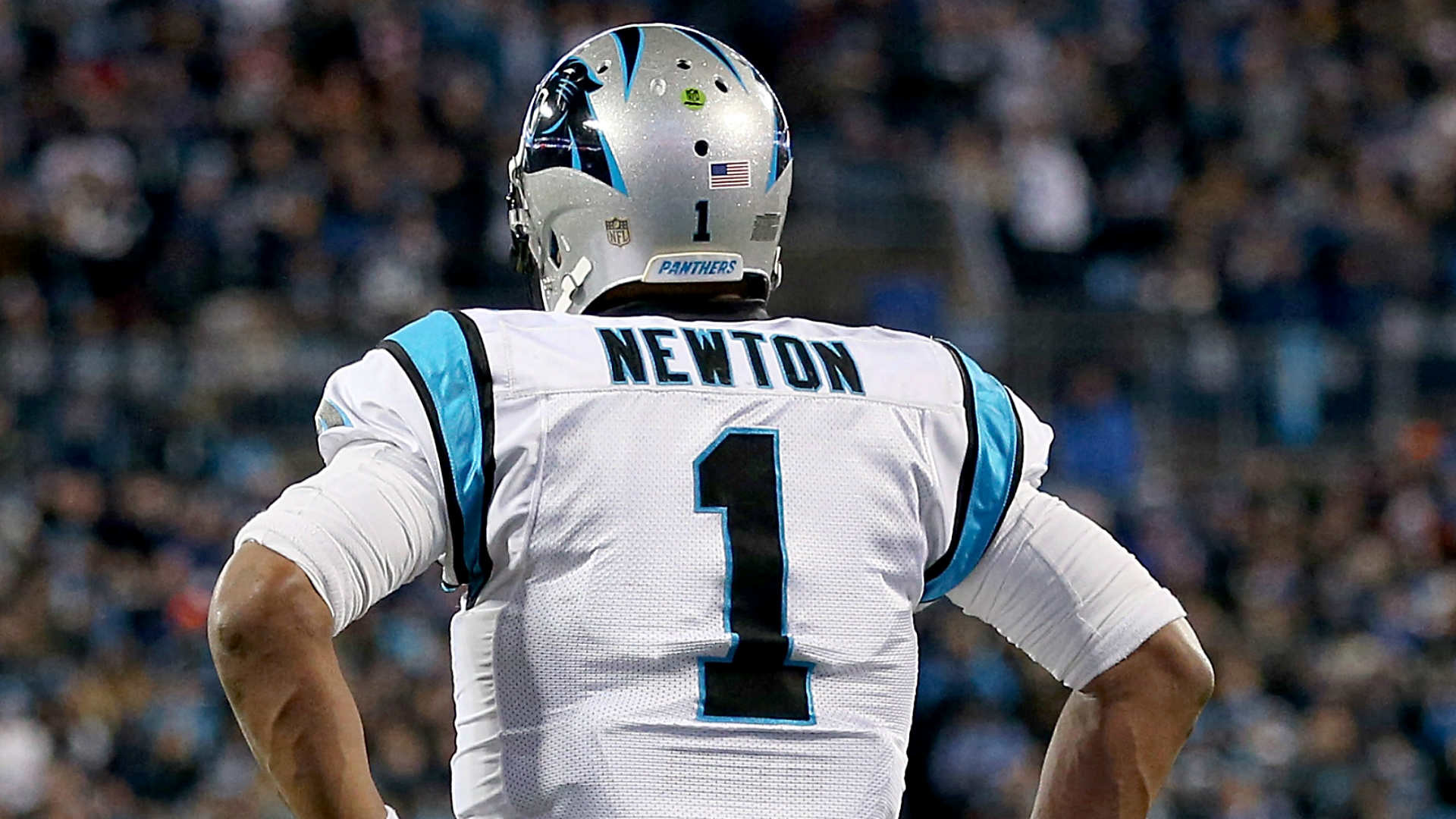 Cam Newton could follow Stephen Curry's MVP footsteps and 'grow'   NFL    Sporting News