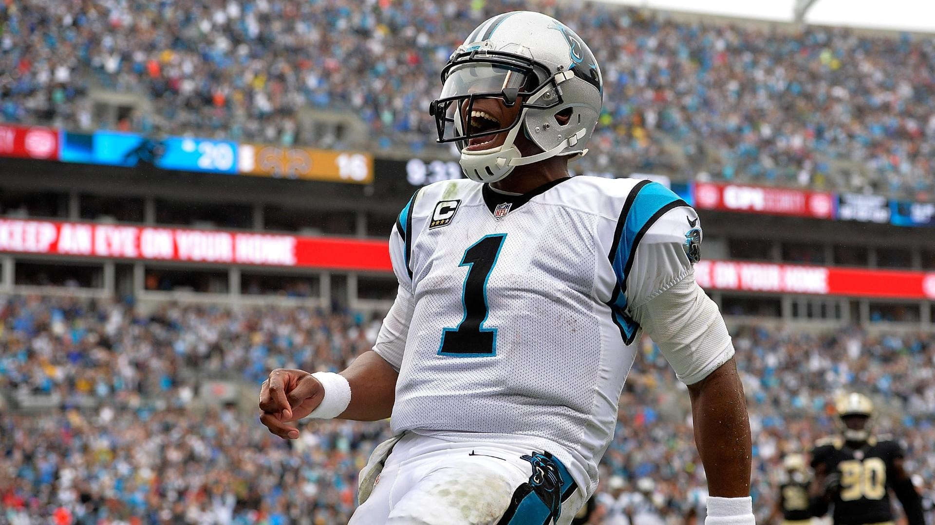 Skip, Stephen A. side with Cam Newton
