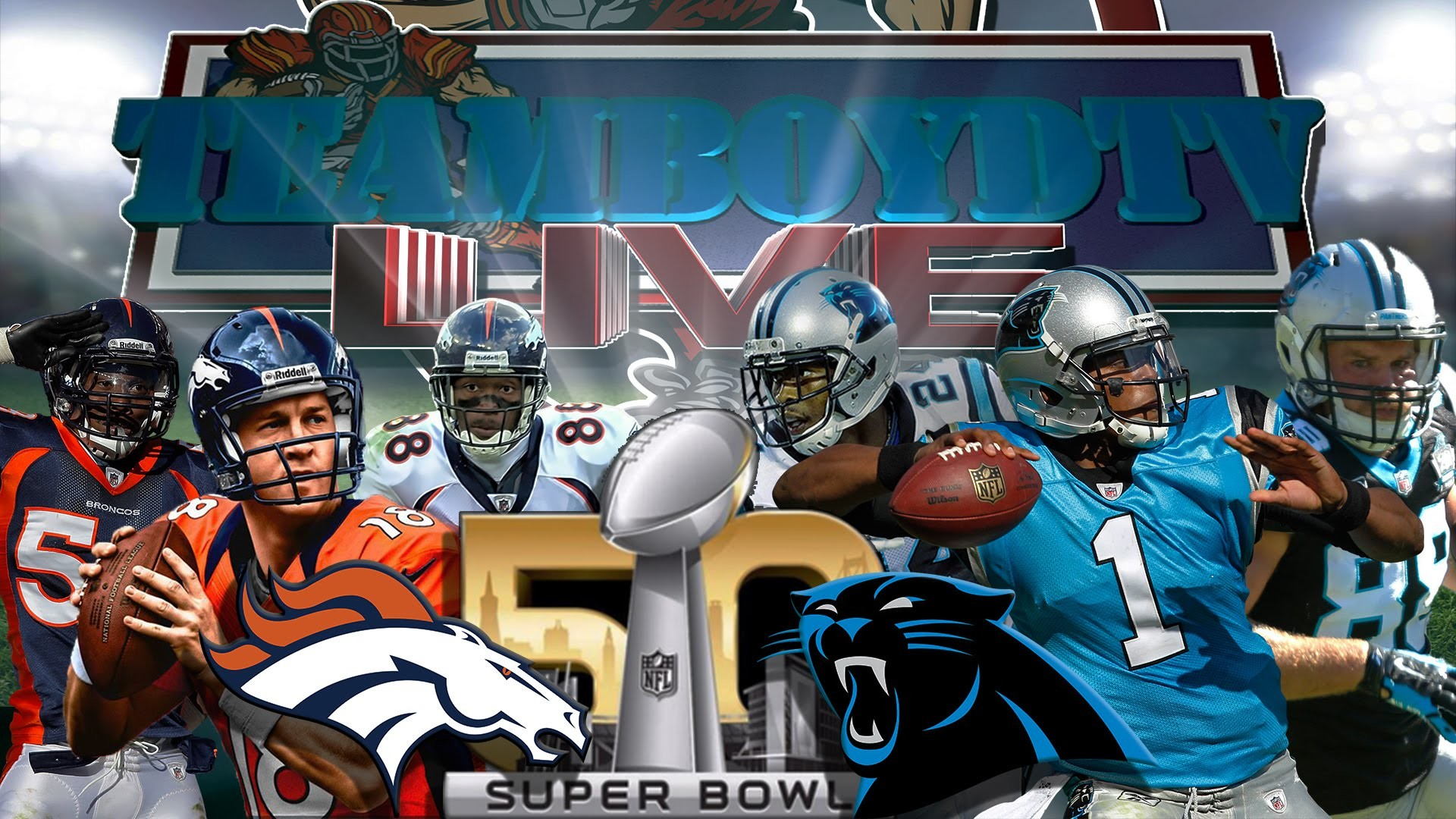 Season Finale, SB50, Johhny Manziel, Peyton Manning, L.A., Cam Newton