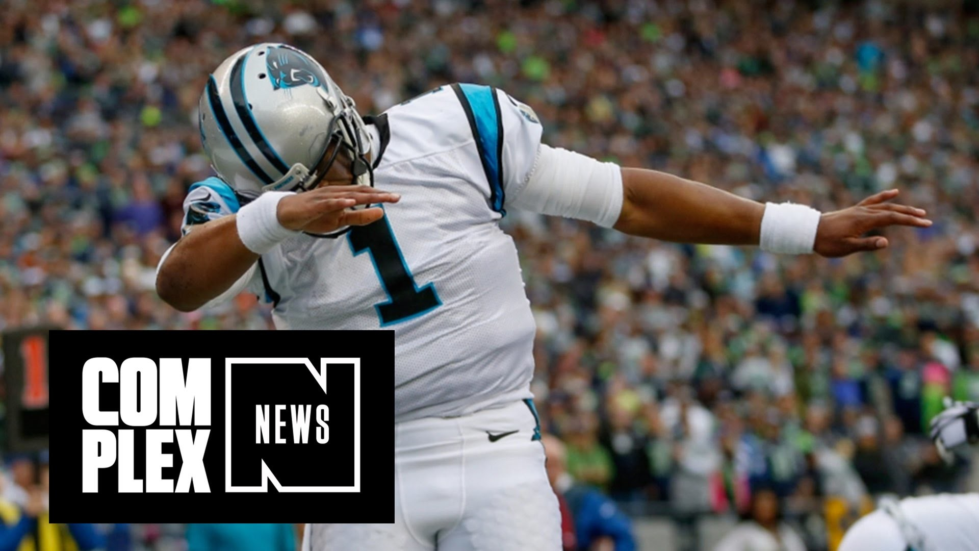 Migos Have Crowned Cam Newton as 'Dab Daddy'
