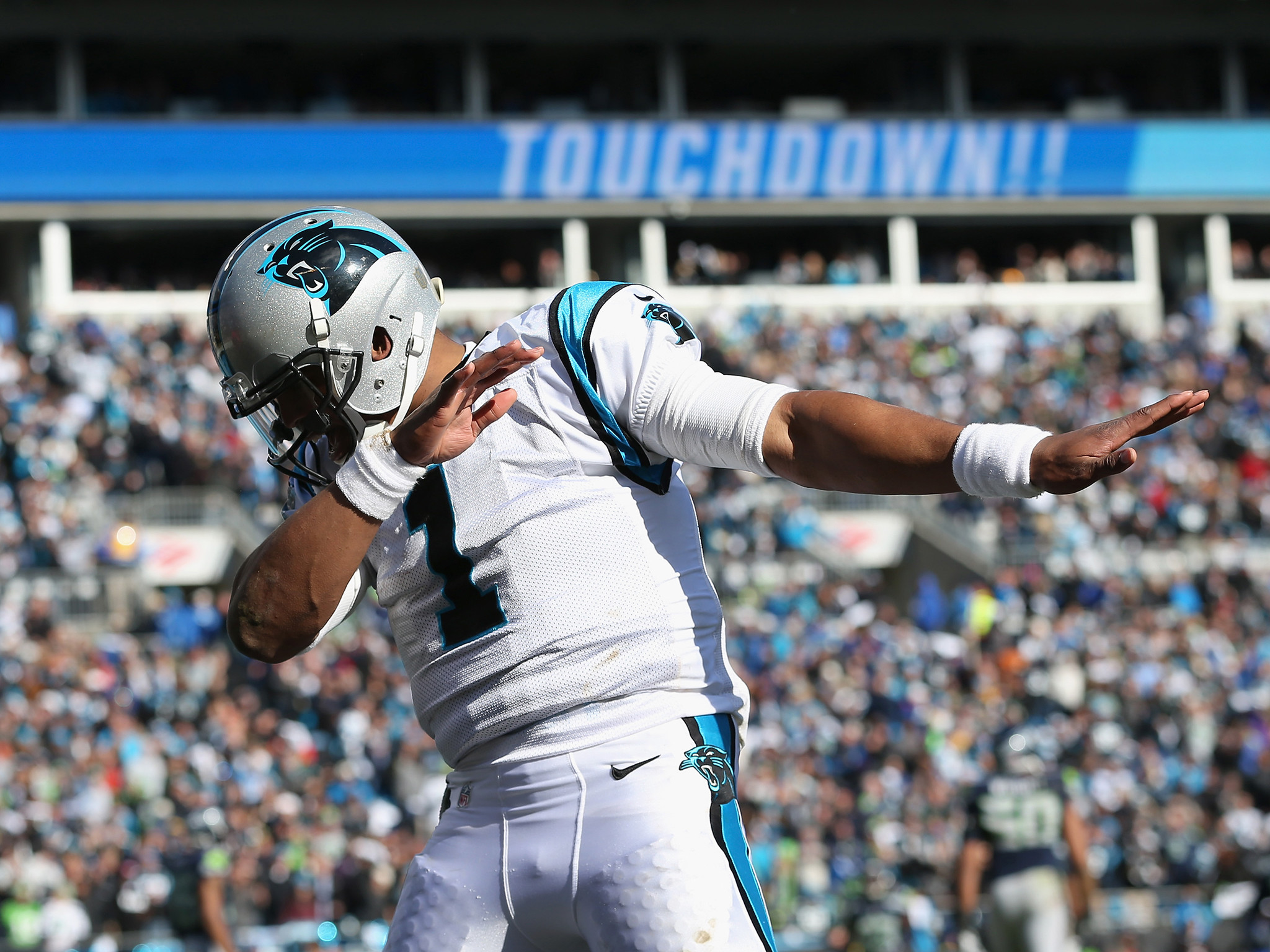 SuperBowl 50: Superman Cam Newton loves flying in face of convention   The  Independent
