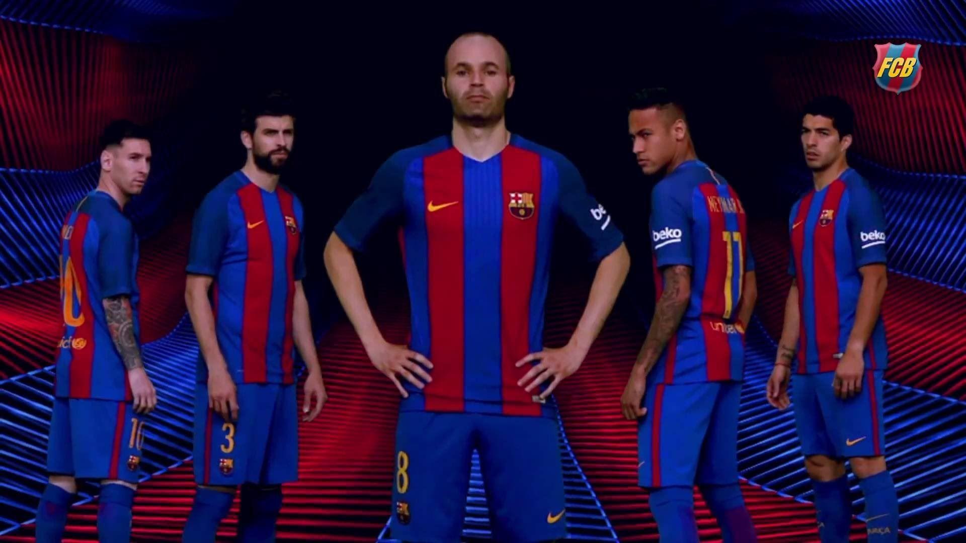… FC Barcelona Wallpapers 2017 5 …