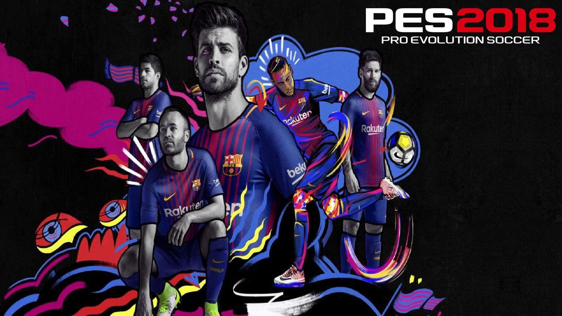 Barcelona Archives – PES Patch