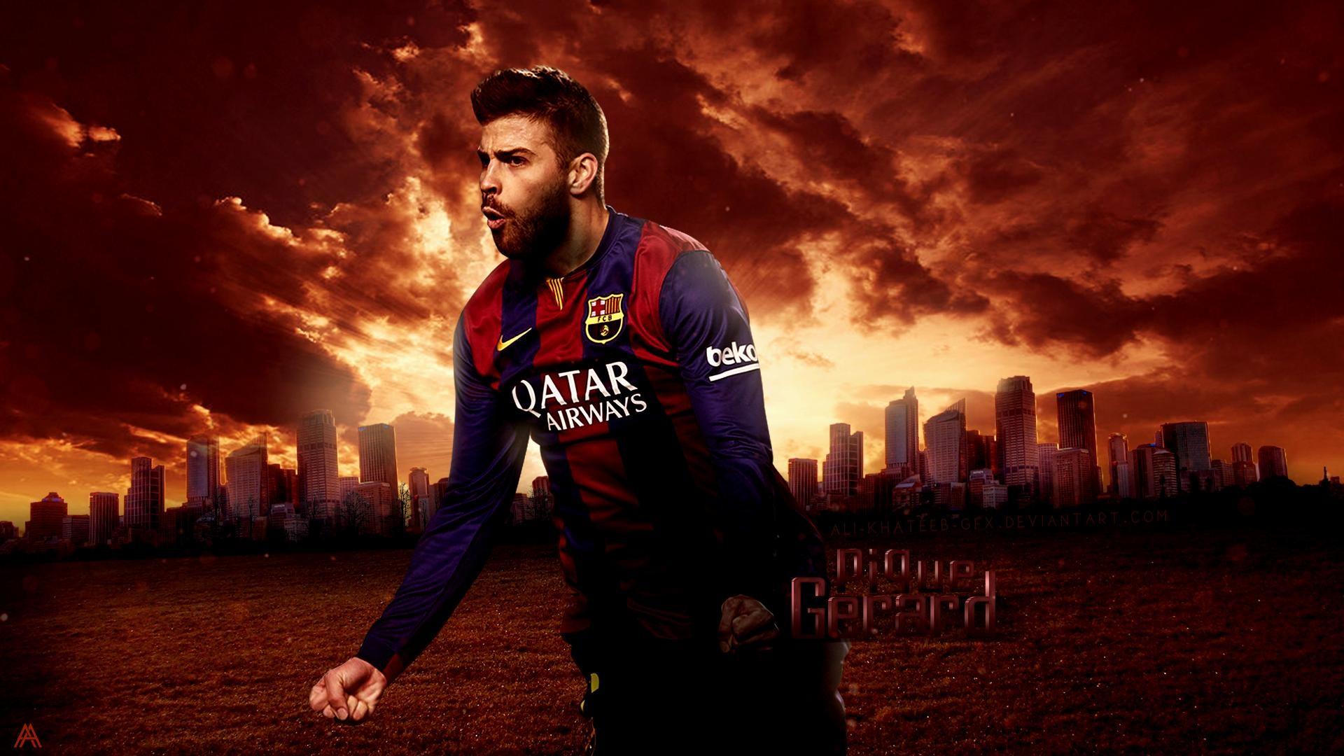 Gerard-Pique-FC-Barcelona-Club-Player-Wallpaper-1