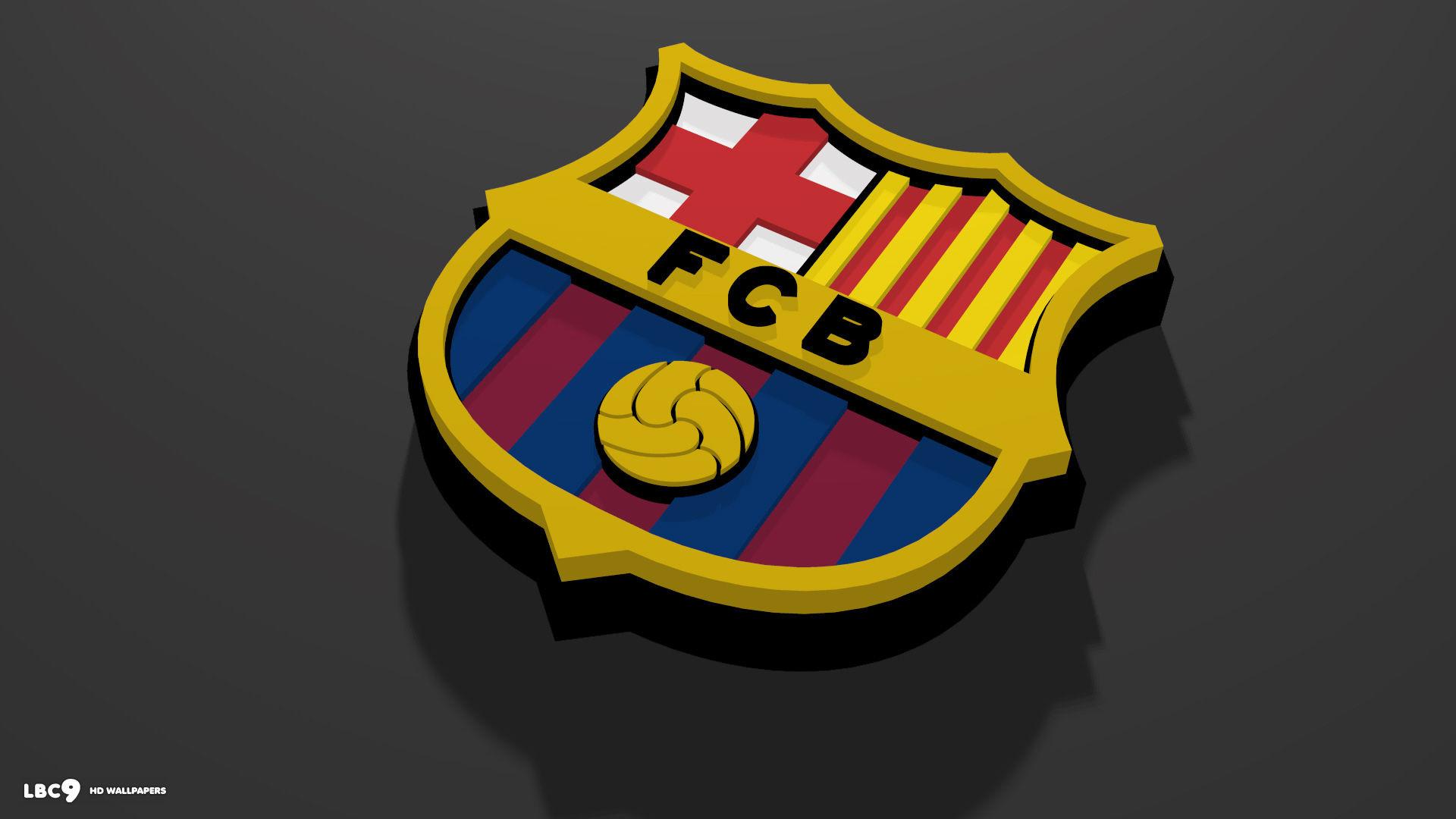 … 3d logo fc barcelona wallpaper 3997 wallpaper wallscreenart com …