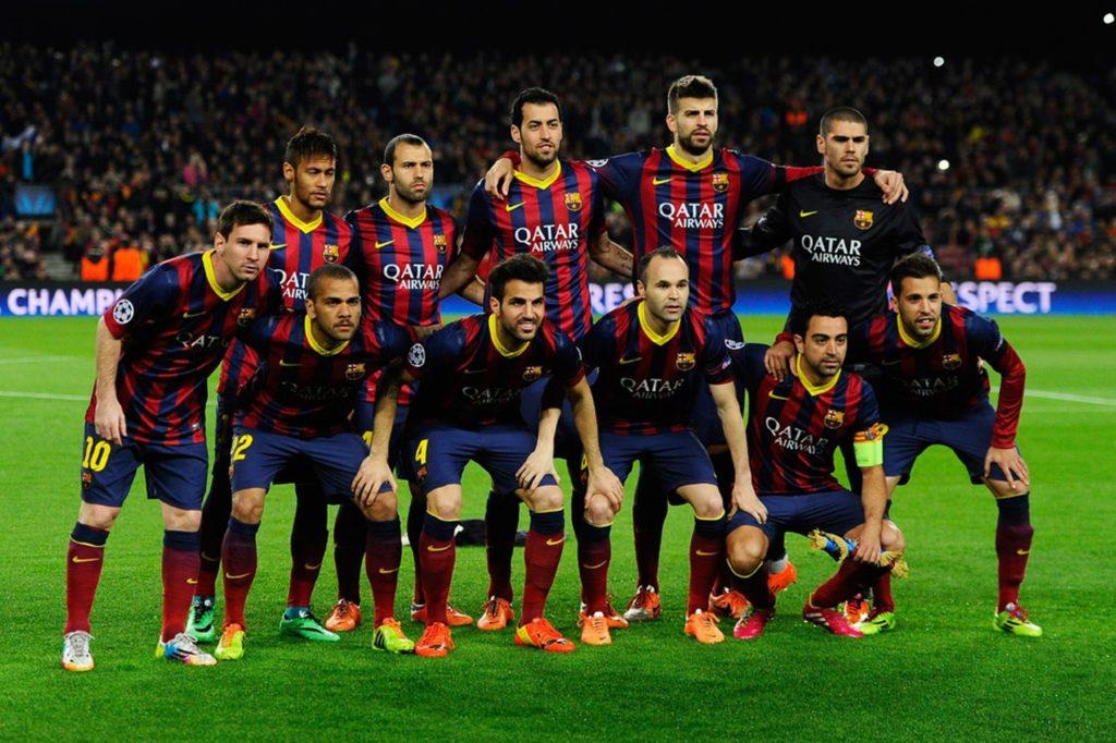 FC Barcelona Spain Wallpaper HD